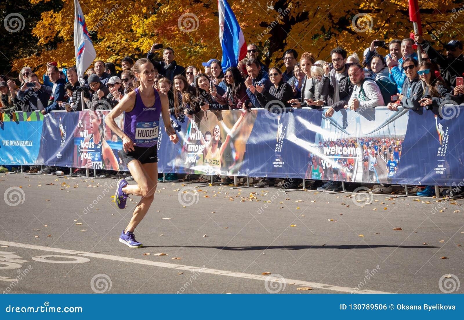 Roczny Miasto Nowy Jork maraton