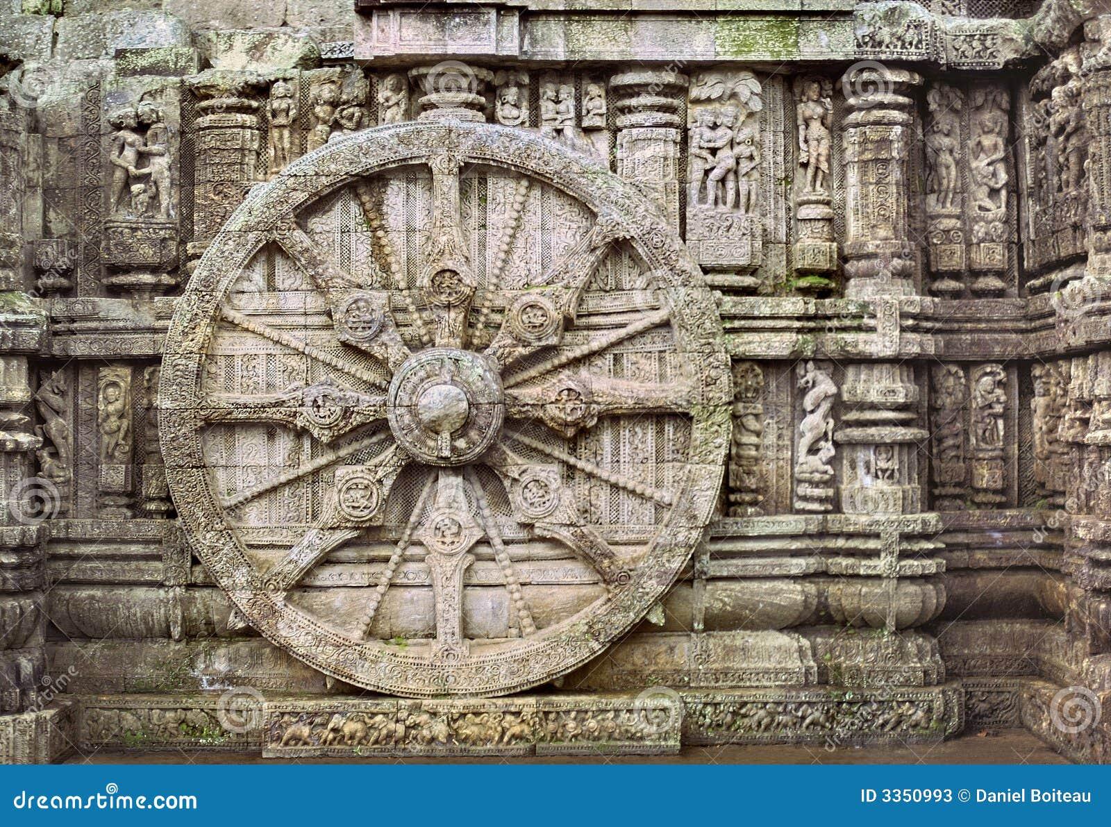 Roda de Konark