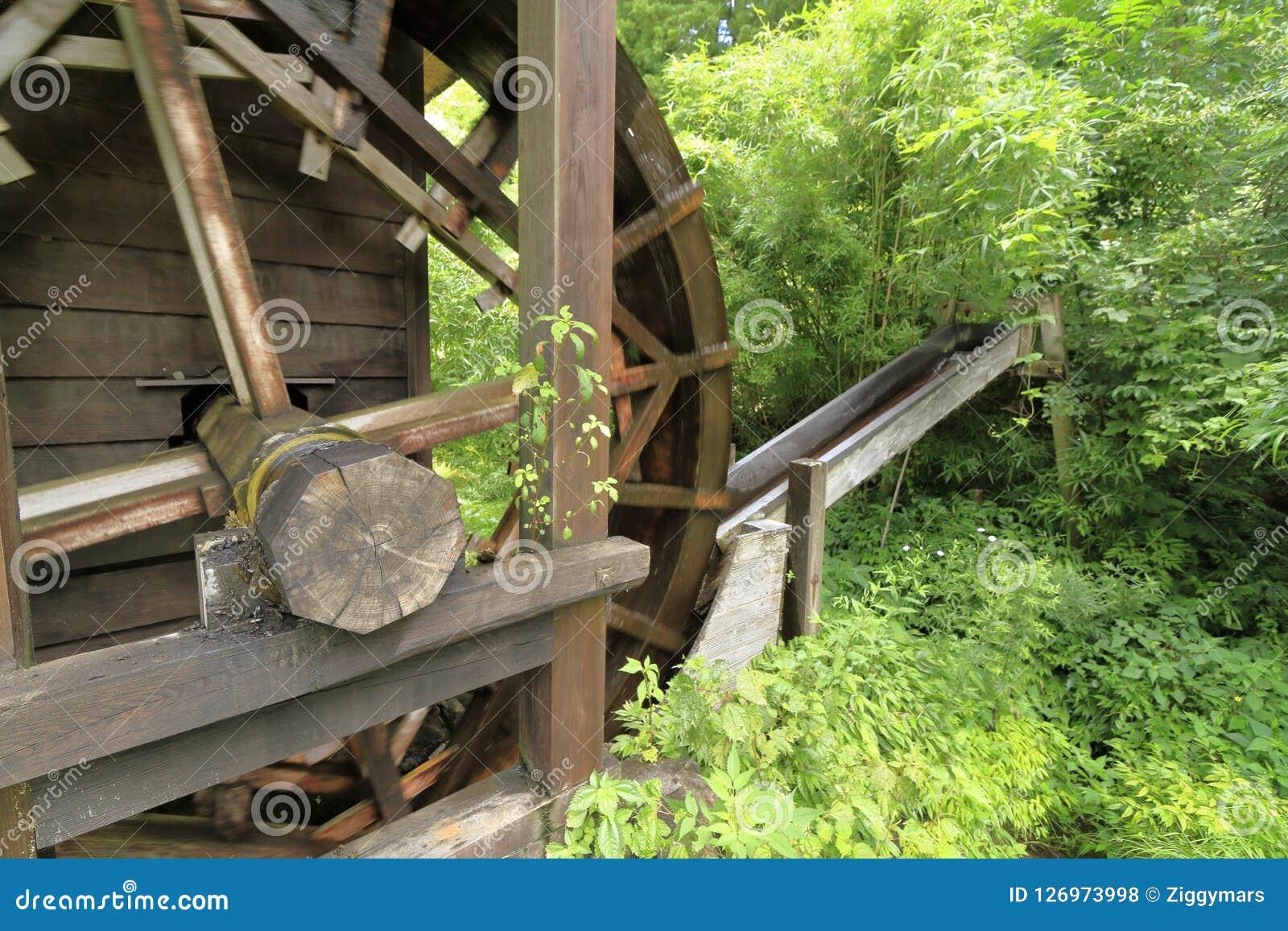 Roda de moinho