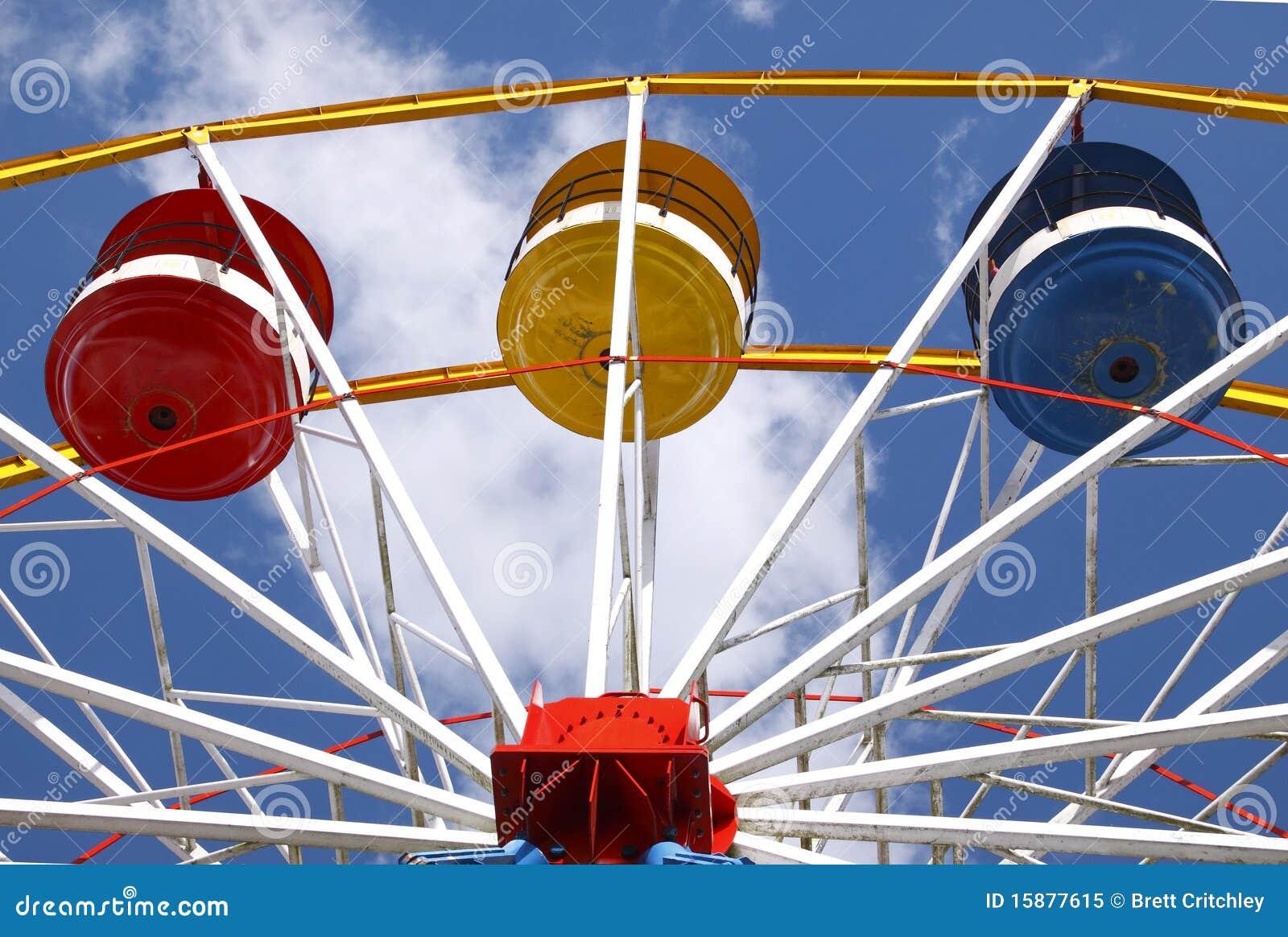 Roda do Funfair