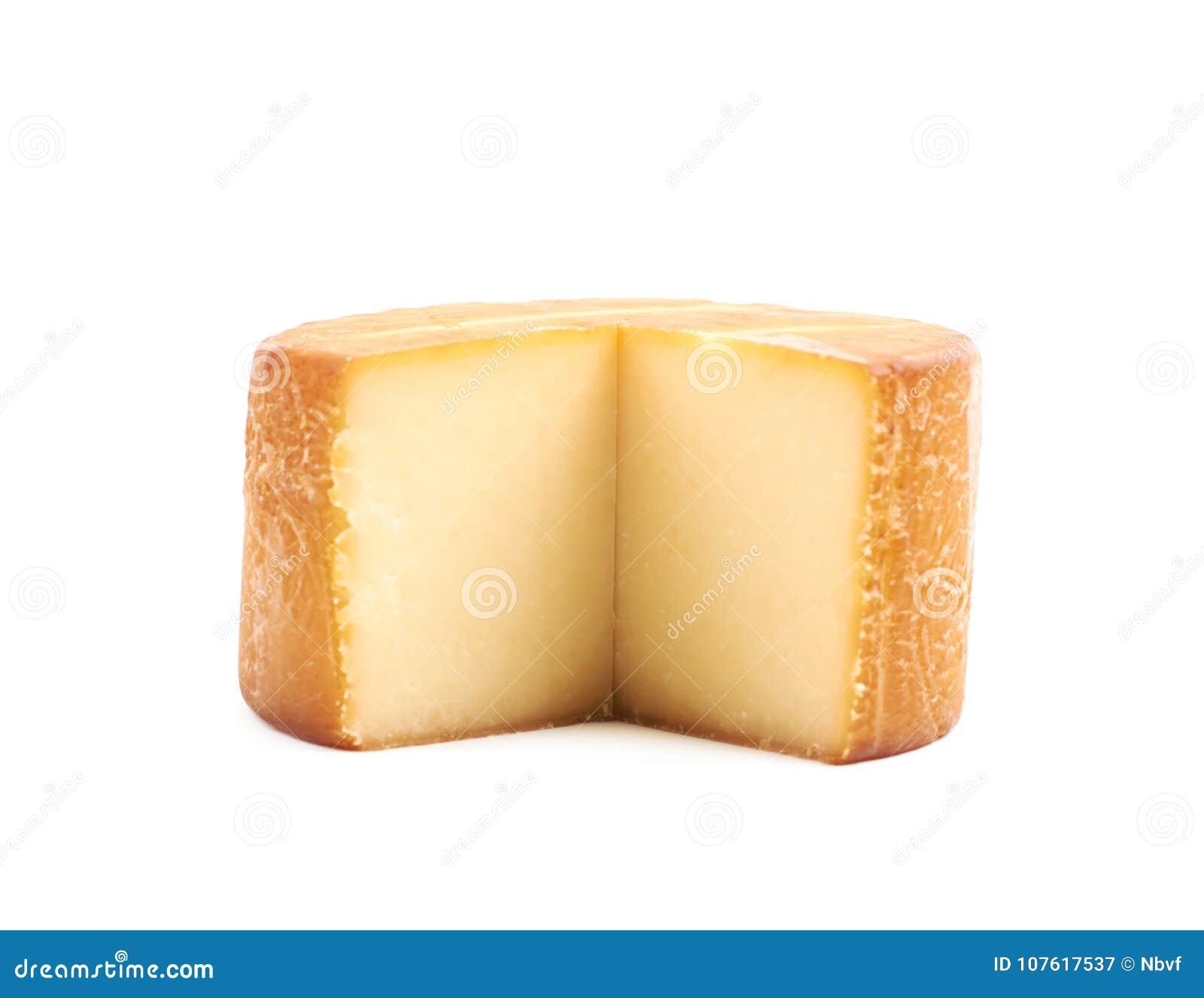 Roda do queijo isolada