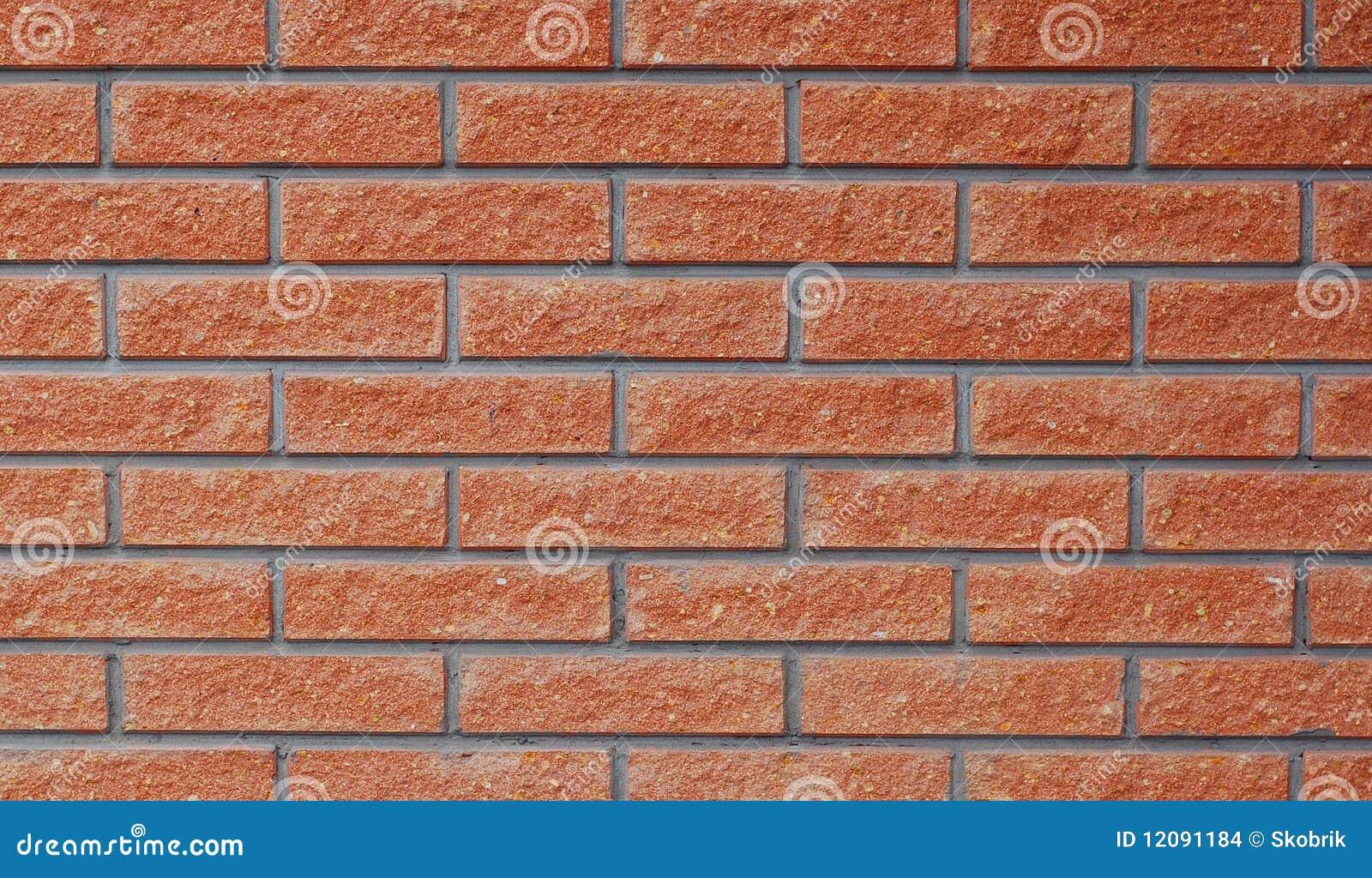 Rode bakstenen muur stock afbeeldingen afbeelding 12091184 - Rode bakstenen lounge ...