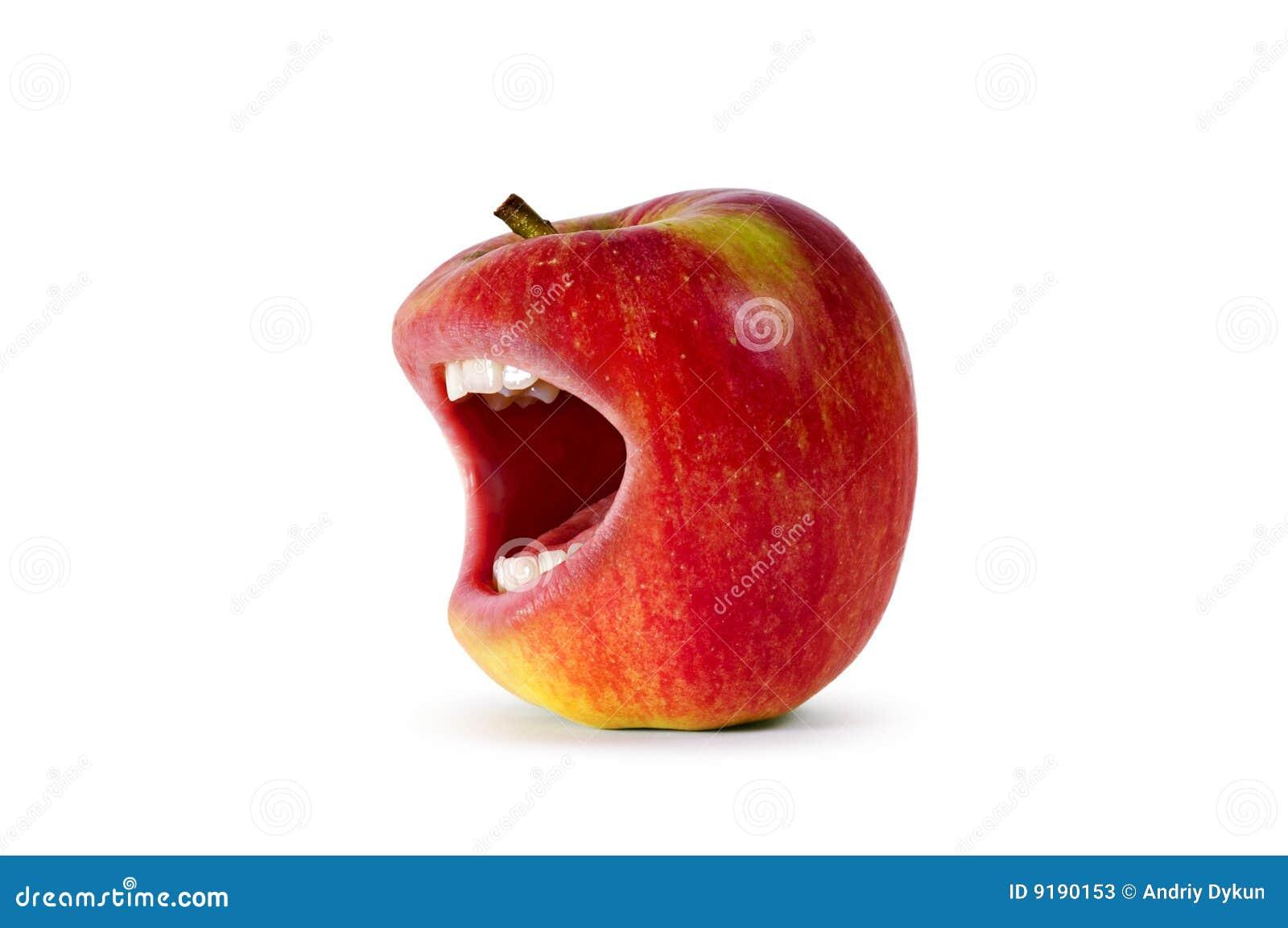 Rode boze appel