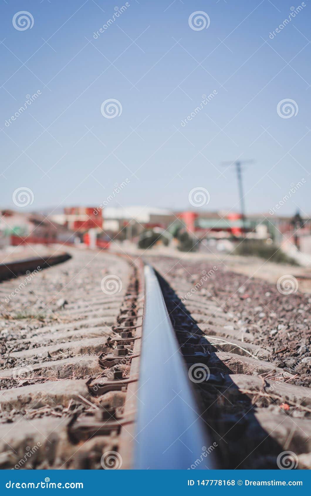 Rode Brug voor treinsporen