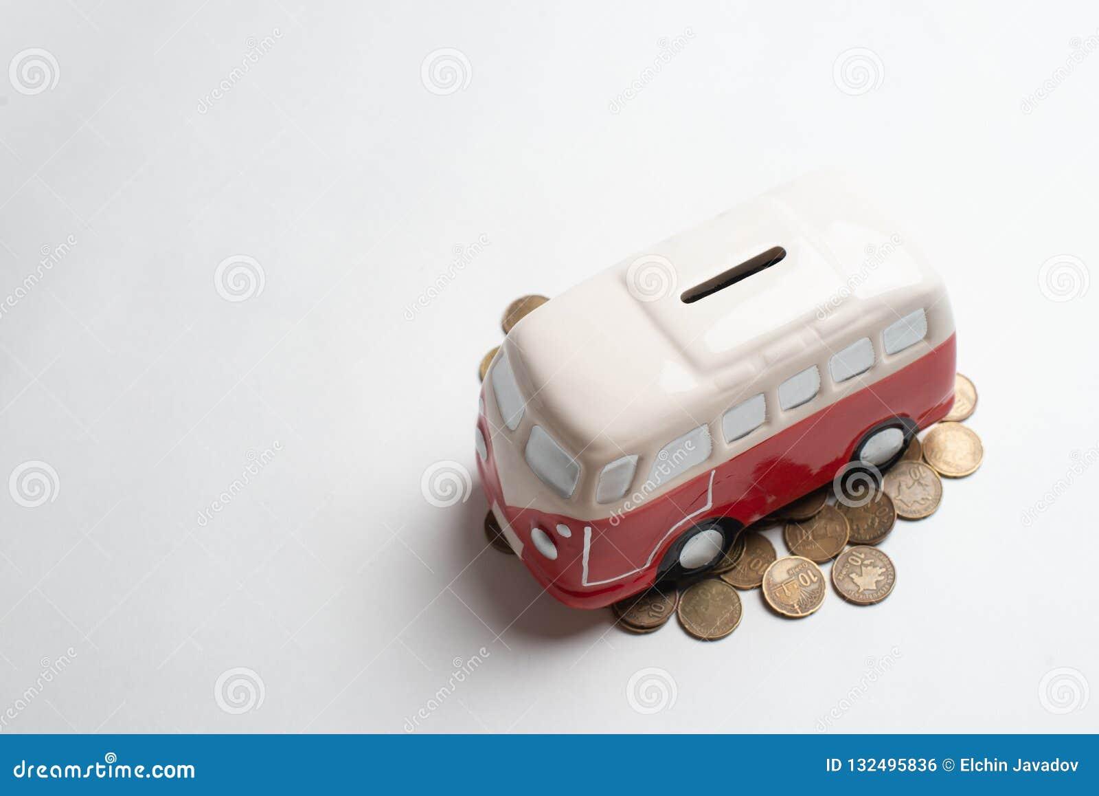 Rode bus moneybox