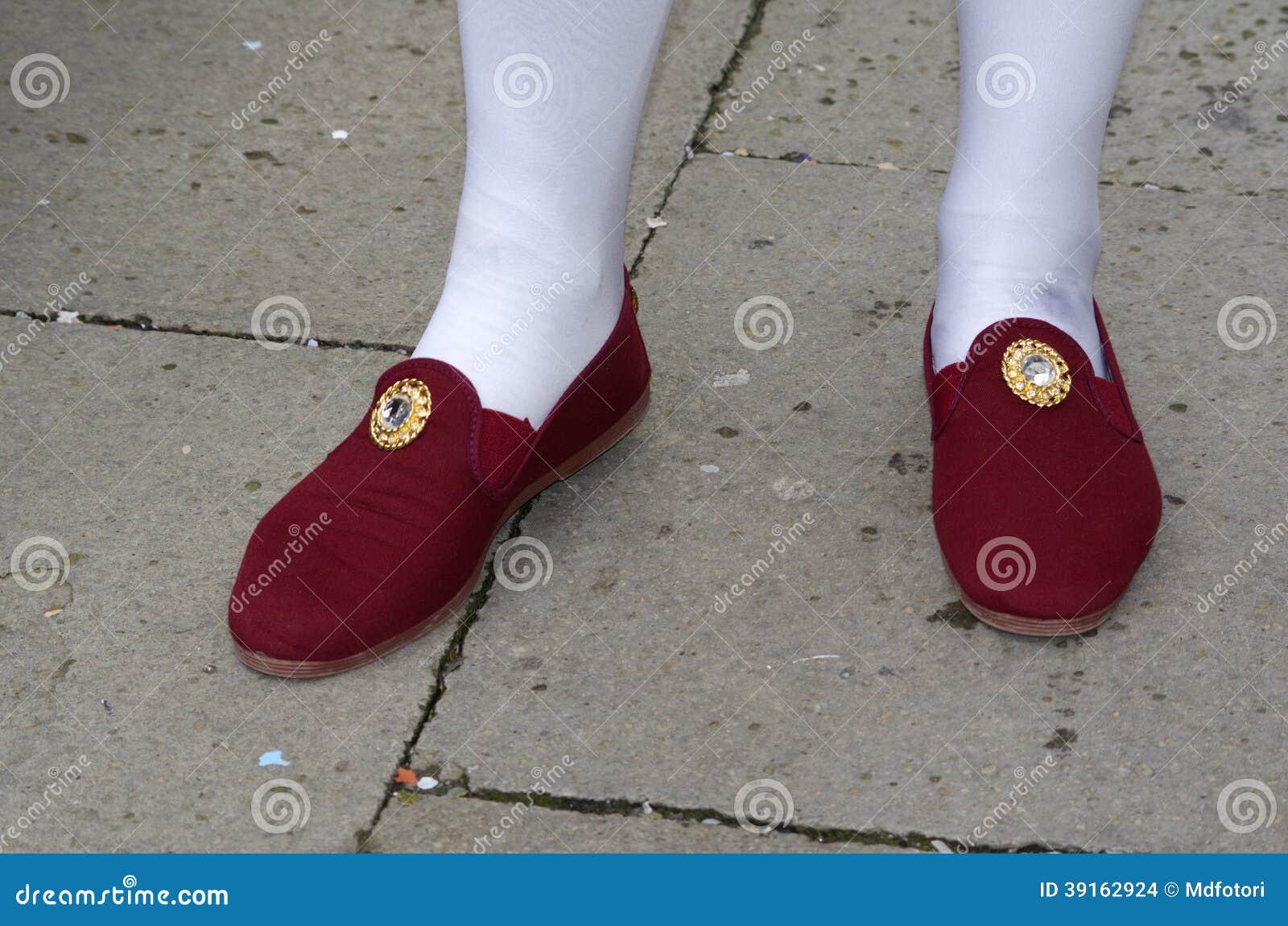 carnaval schoenen