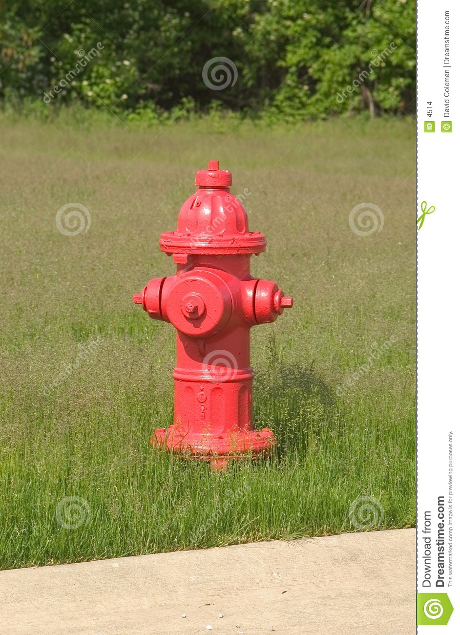 Rode Hydrant