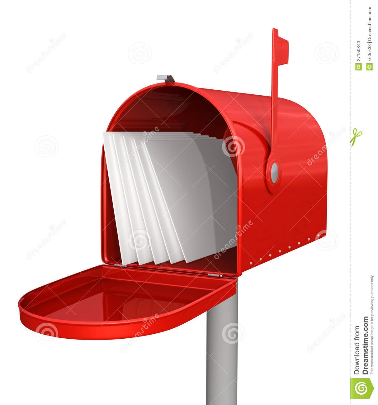 How To Send A Letter In The Mailbox