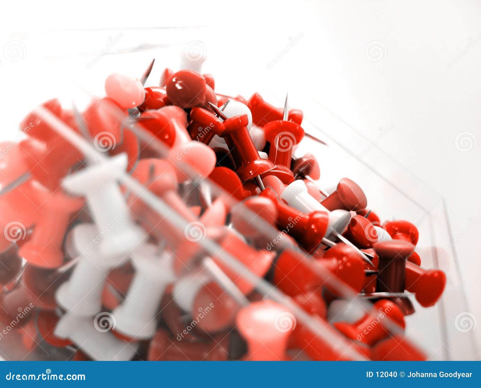 Rode Kopspijkers