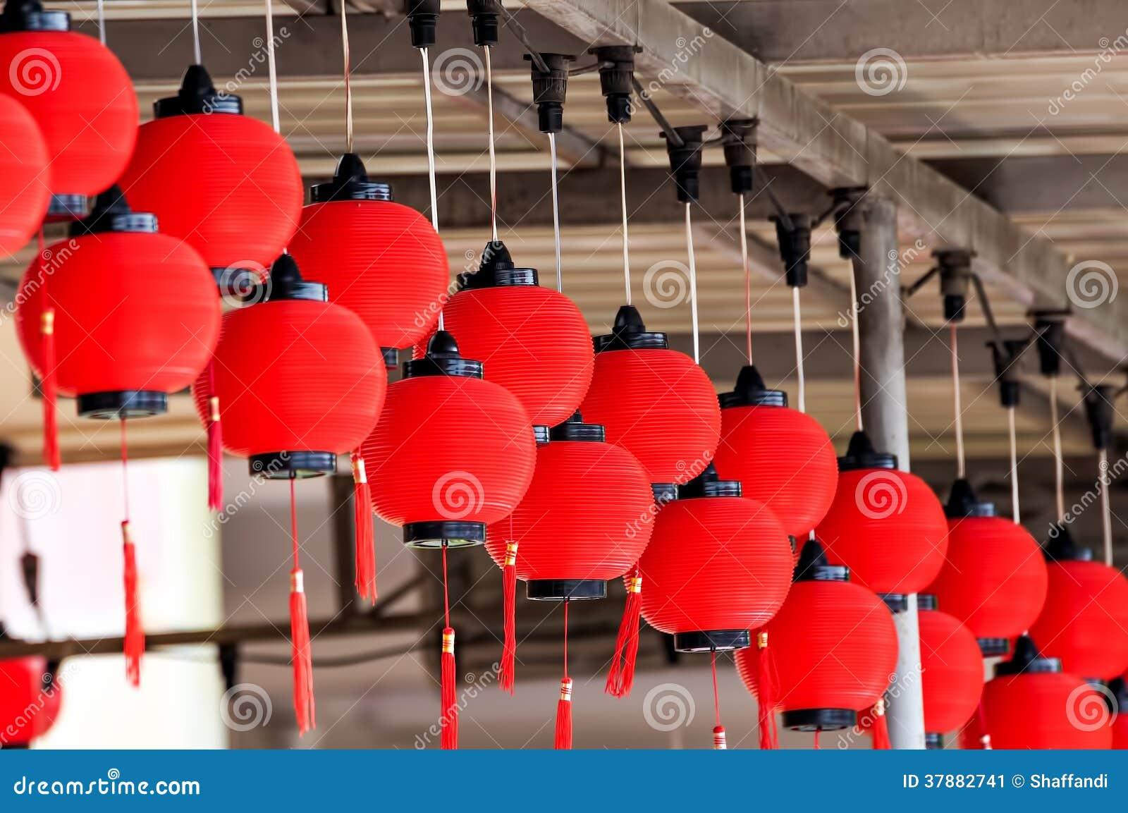 Rode lantaarns