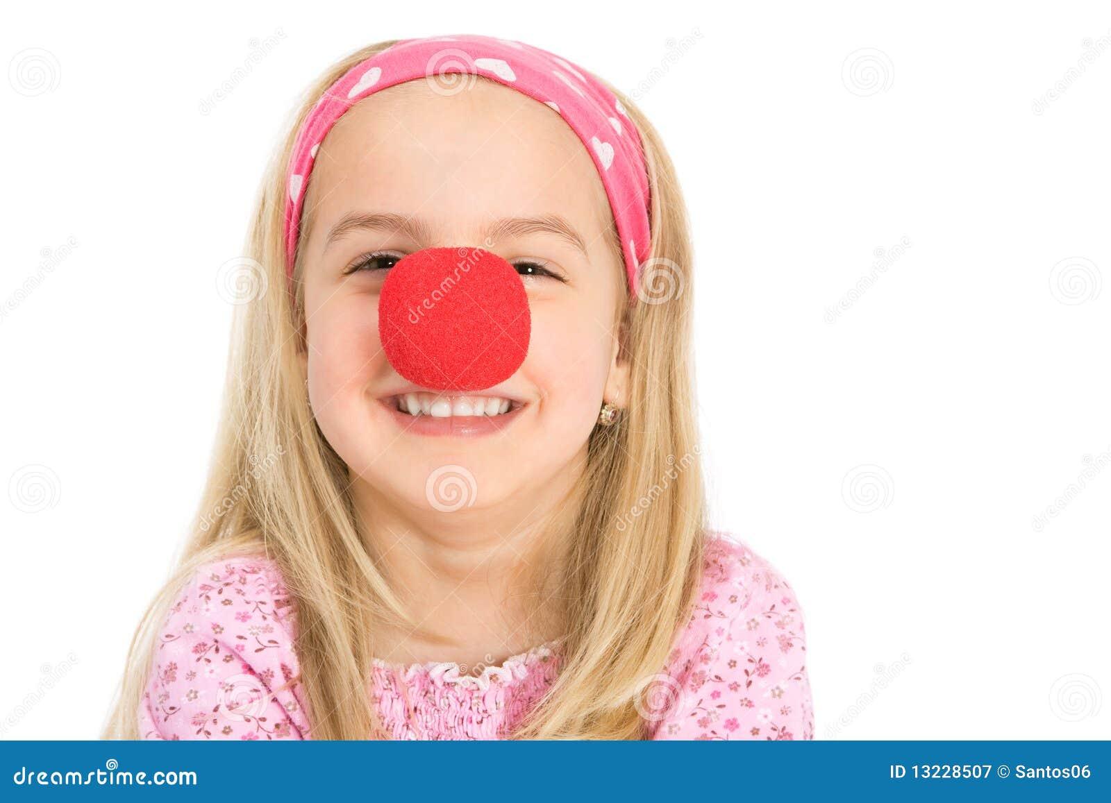 Rode neus
