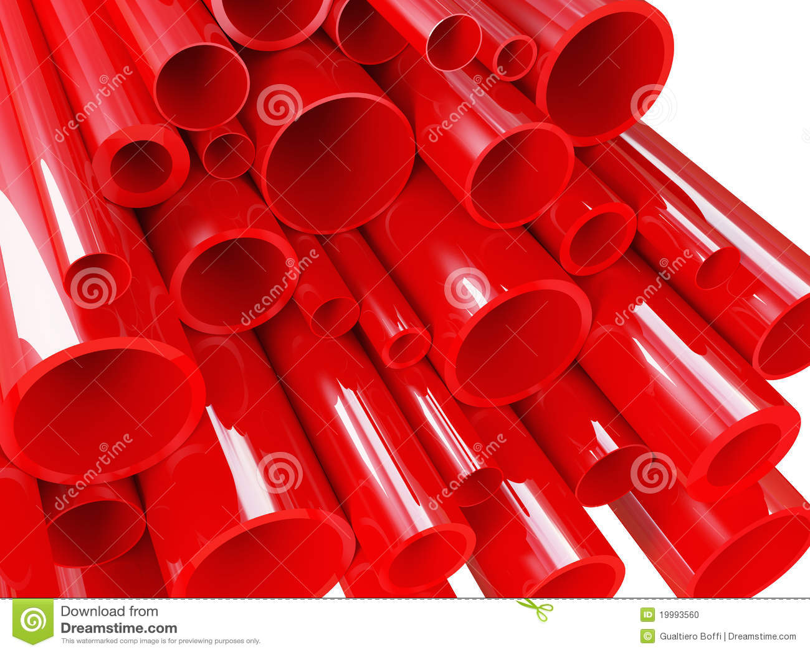Rode tubi