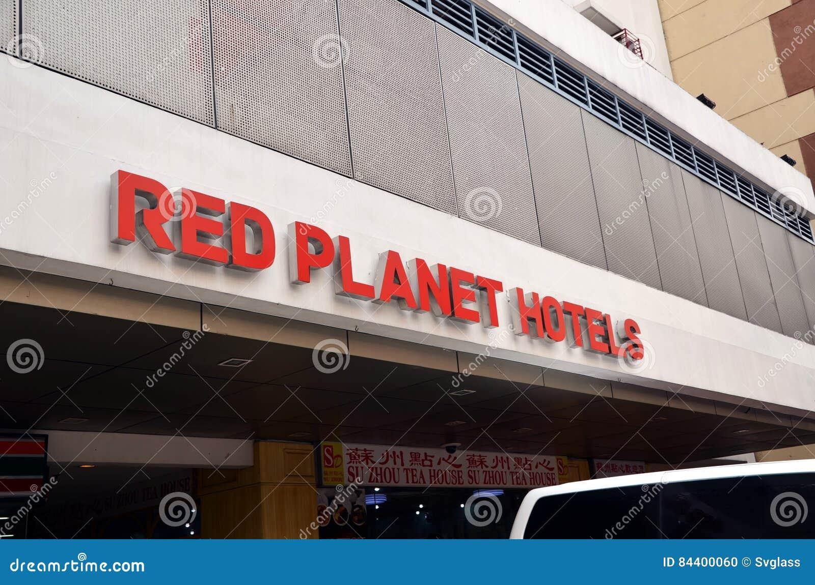 Rode Planeethotels