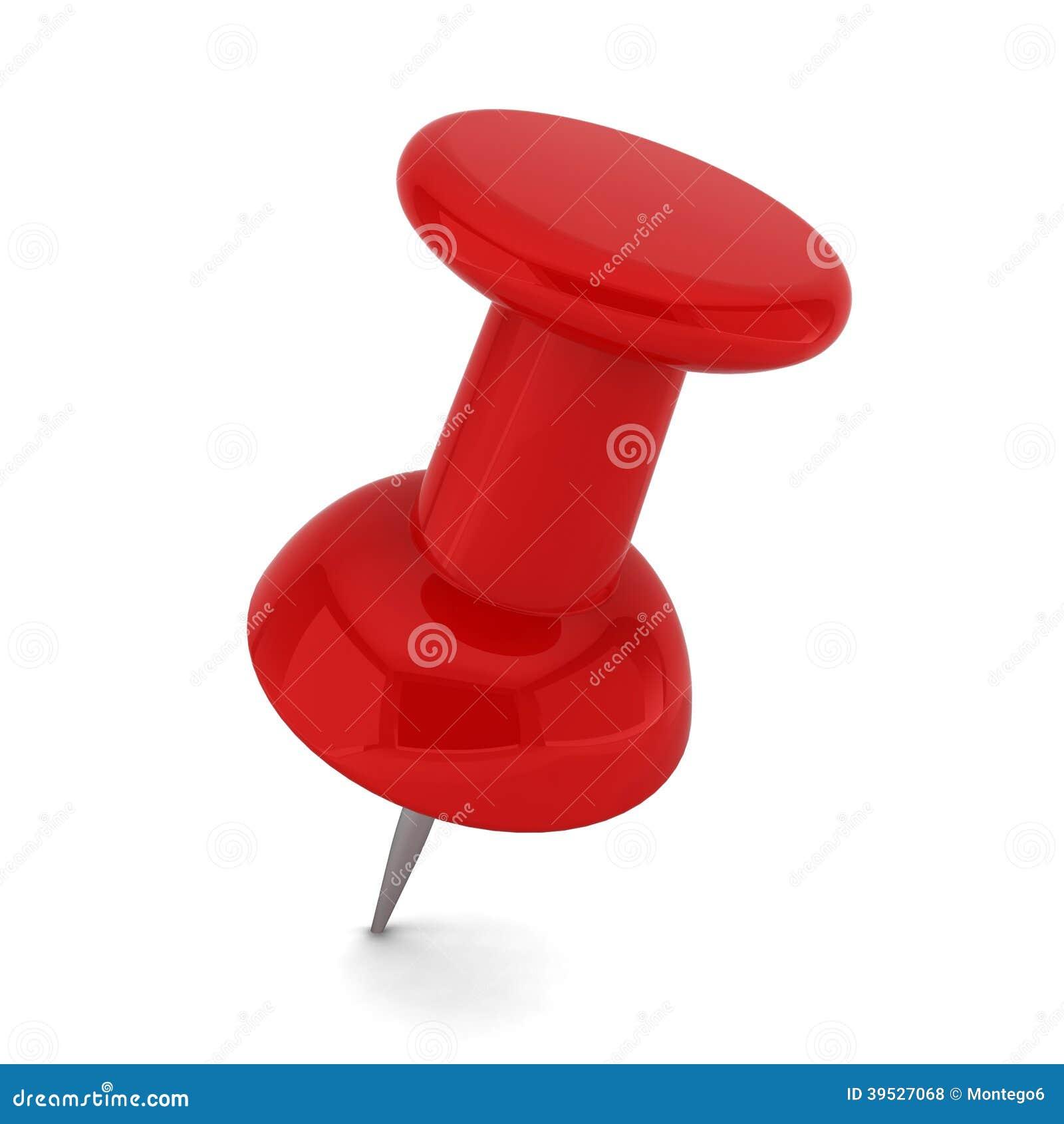 rode punaise stock illustratie illustratie bestaande uit speld 39527068. Black Bedroom Furniture Sets. Home Design Ideas
