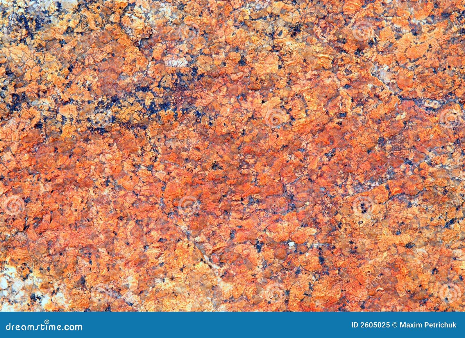 Rode rotstextuur