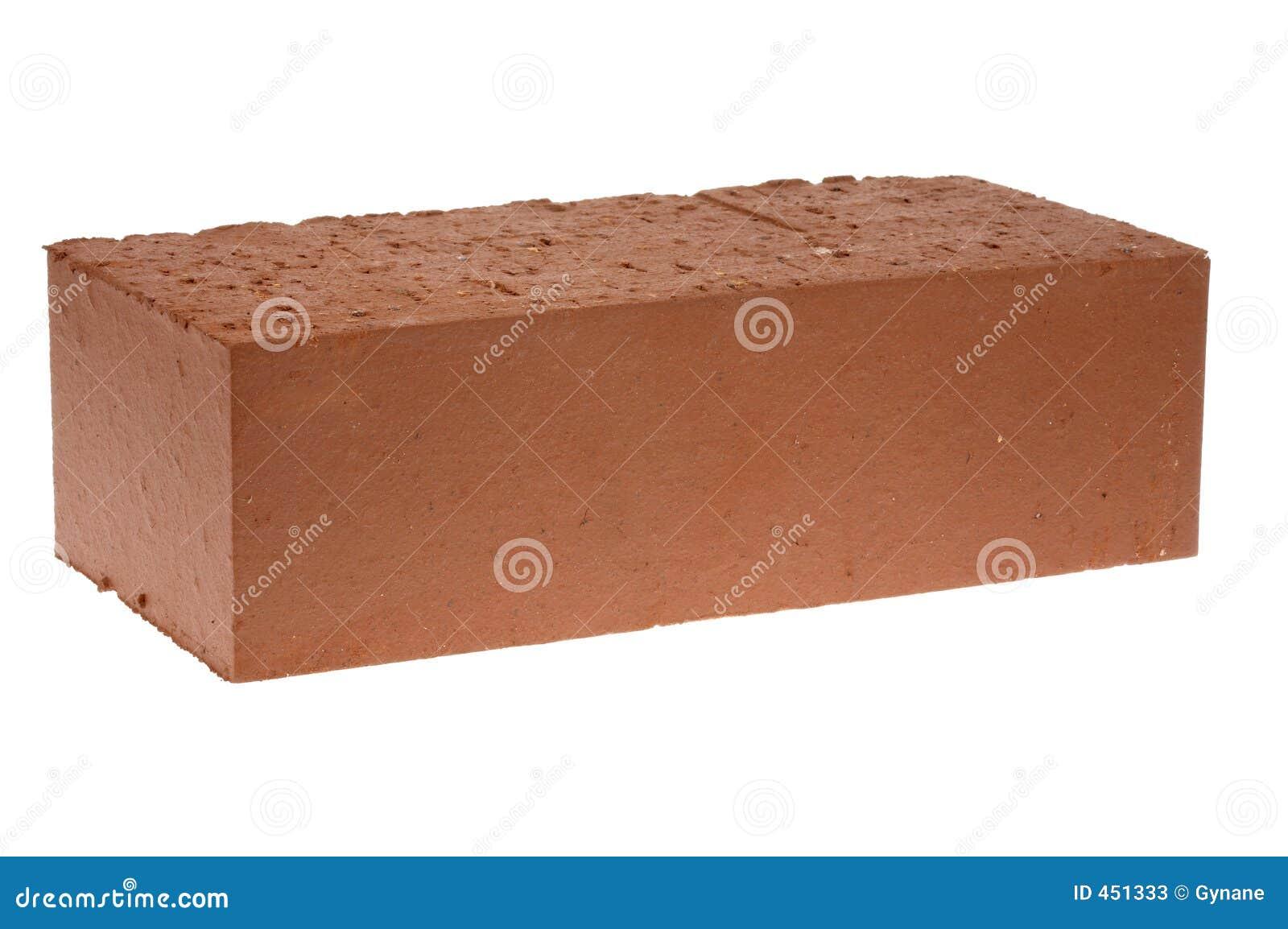 Rode stevige baksteen