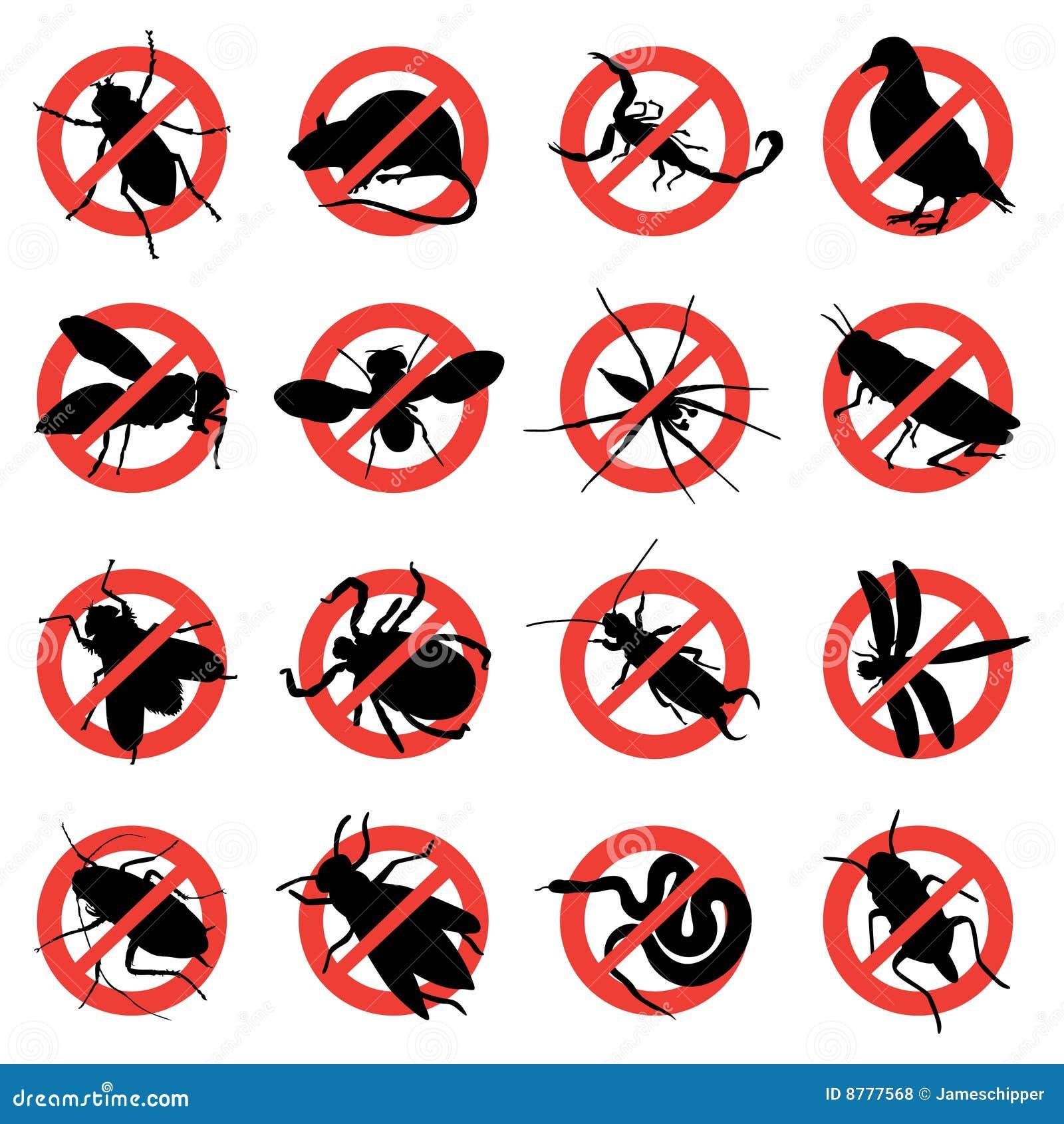 Pest stock illustrations 11257 pest stock illustrations rodent and pest warning signs rodent and pest with warning signs royalty free stock photos biocorpaavc