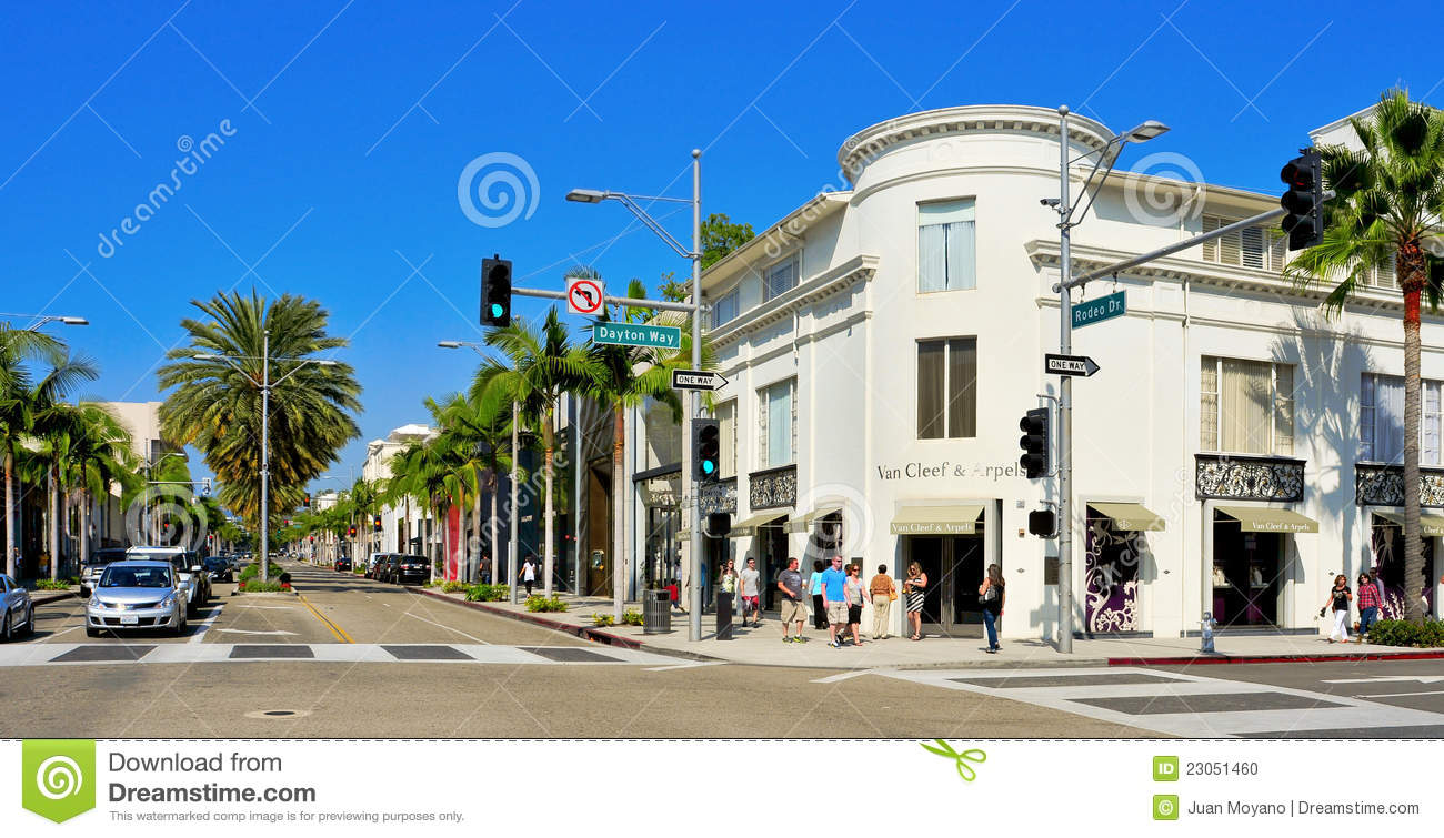 Rodeo Drive, Beverly Hills, United States