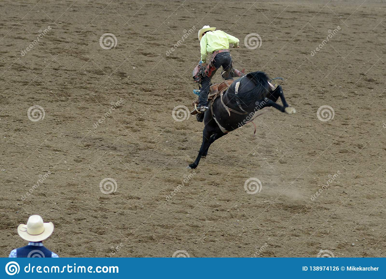 Rodeo in Wyoming