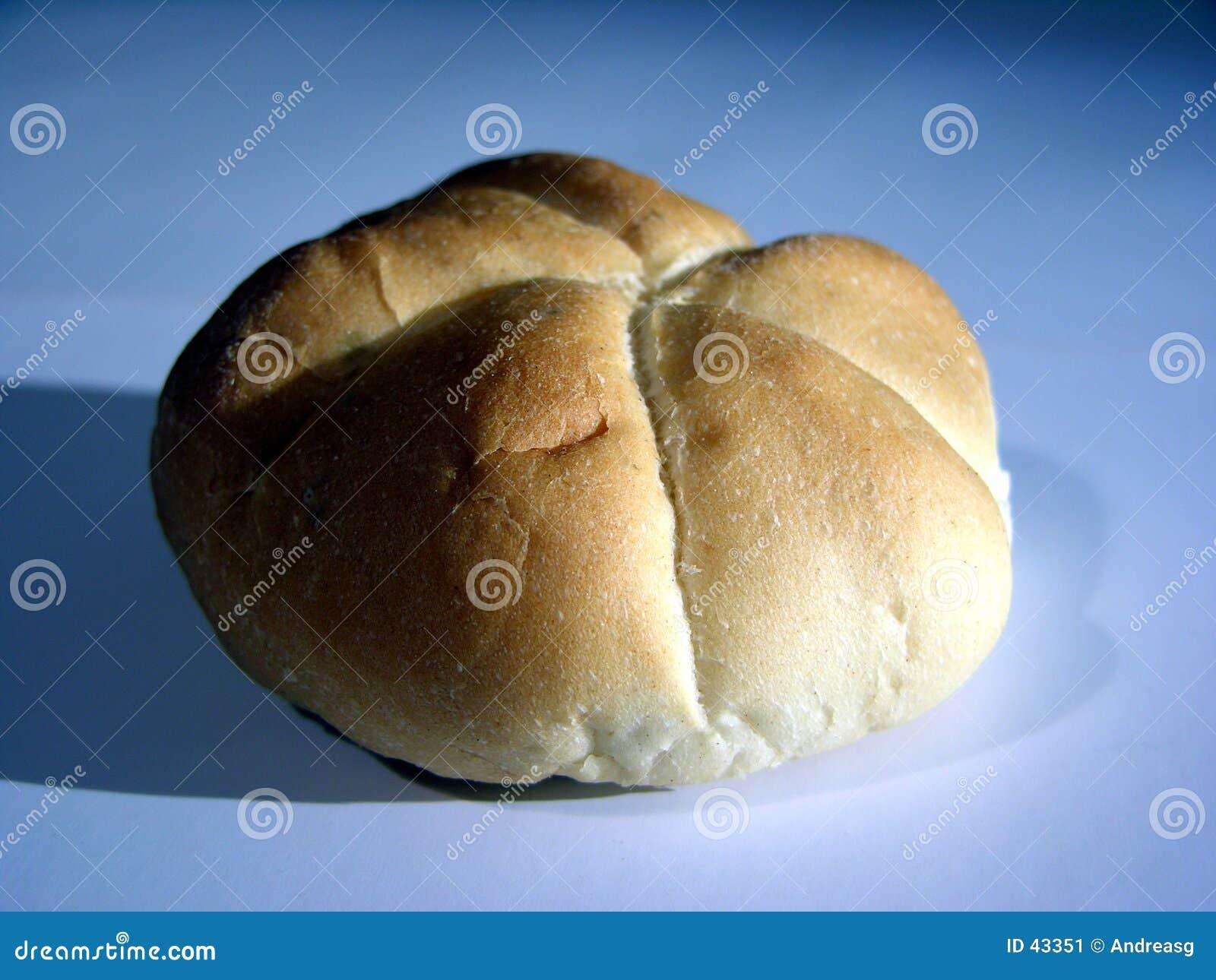 Download Rodillo de pan imagen de archivo. Imagen de hornada, eating - 43351