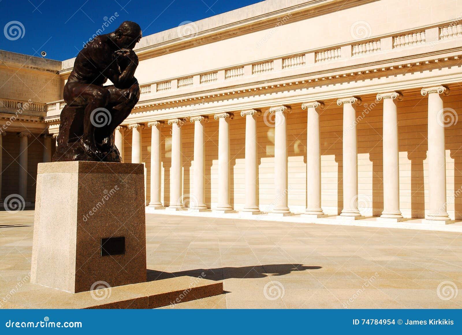 Rodin bei San Francisco Legion der Ehre