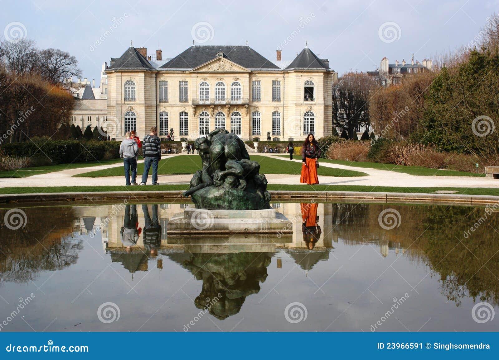 Rodin paris музея Франции