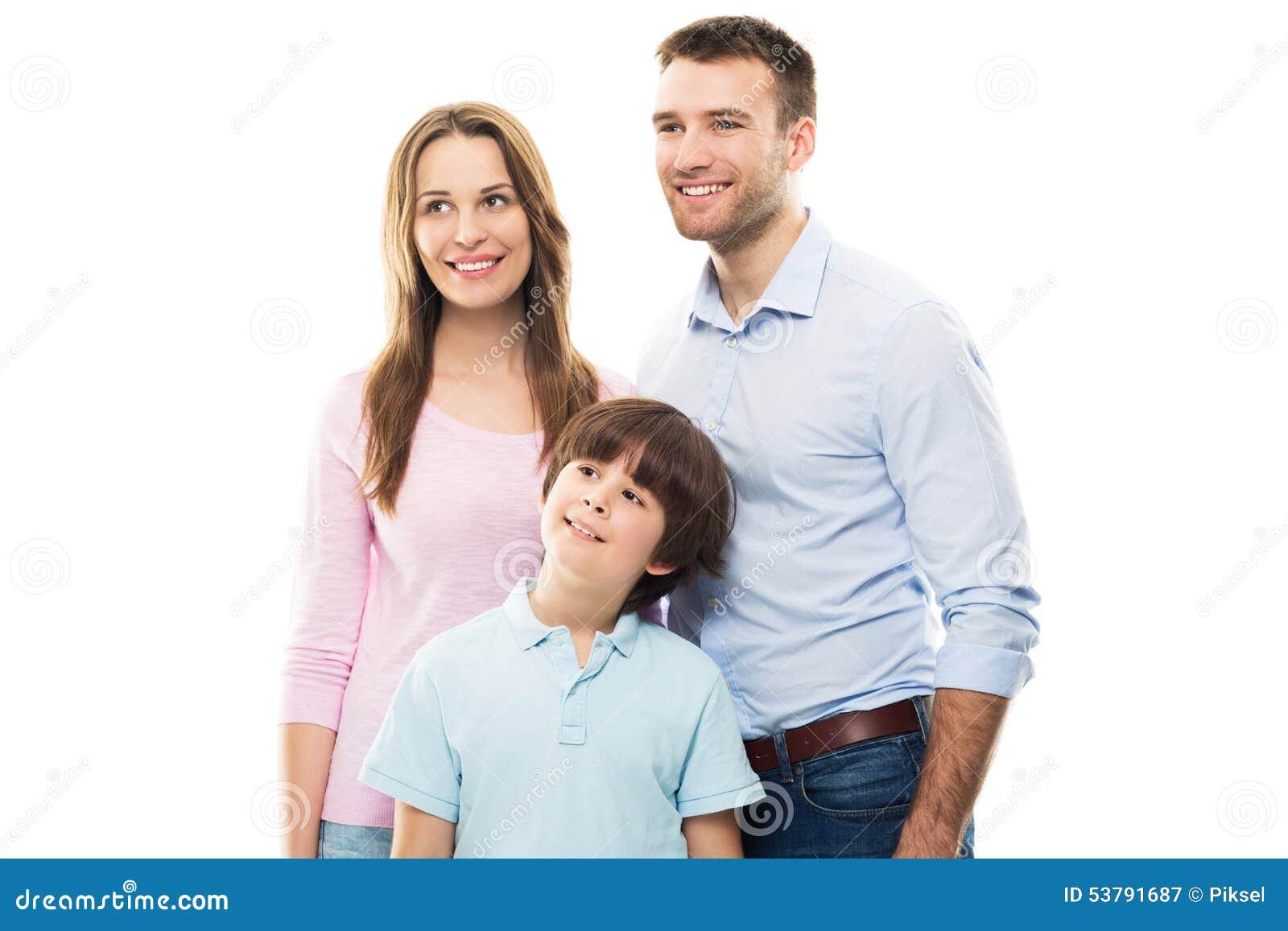 Rodzice i syn