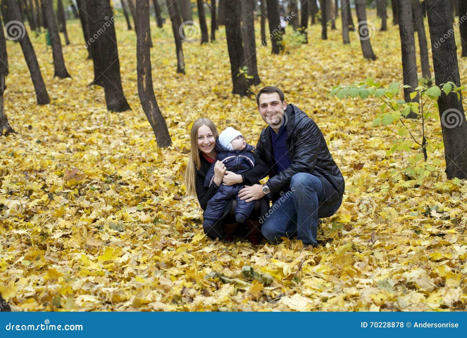 Rodzina i jego chłopiec