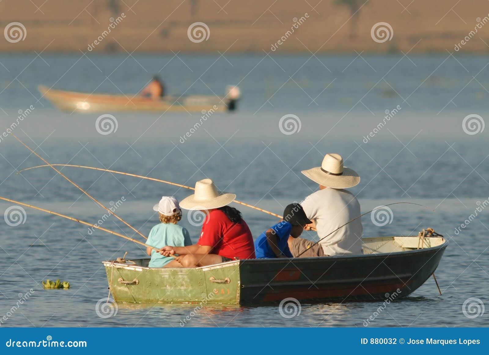 Rodzina połowów
