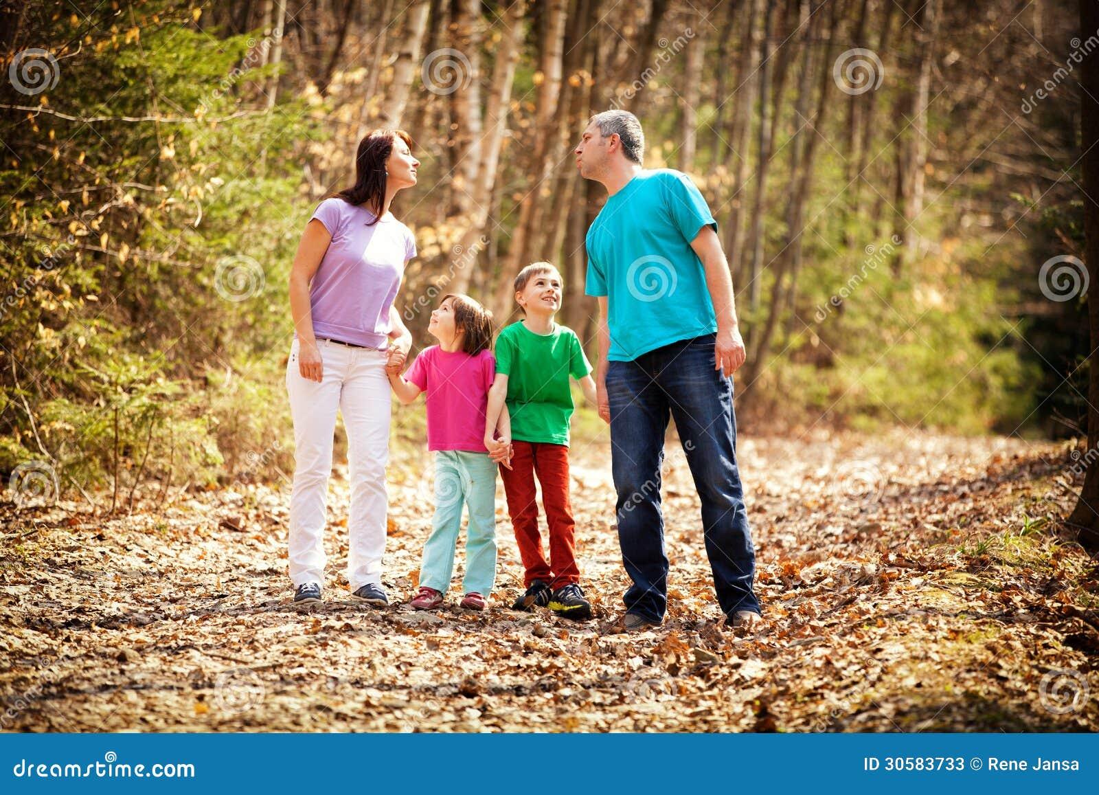 Rodzina w wsi
