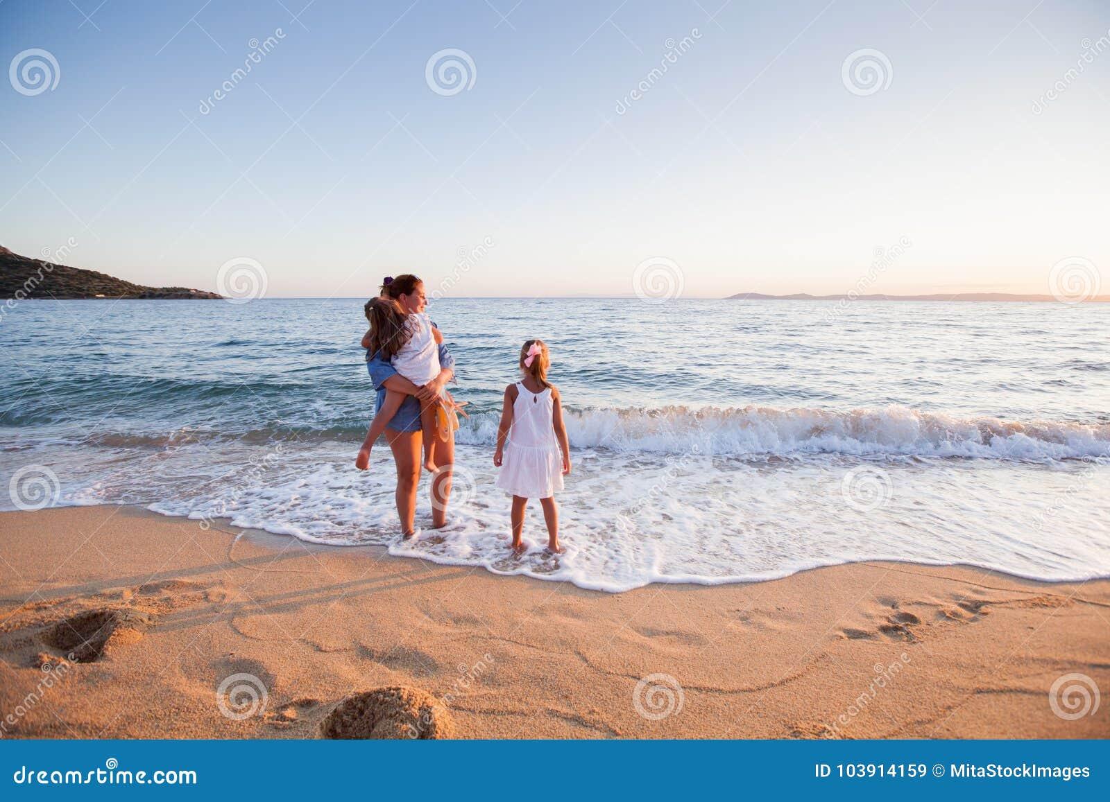 Rodzinna lato podróż