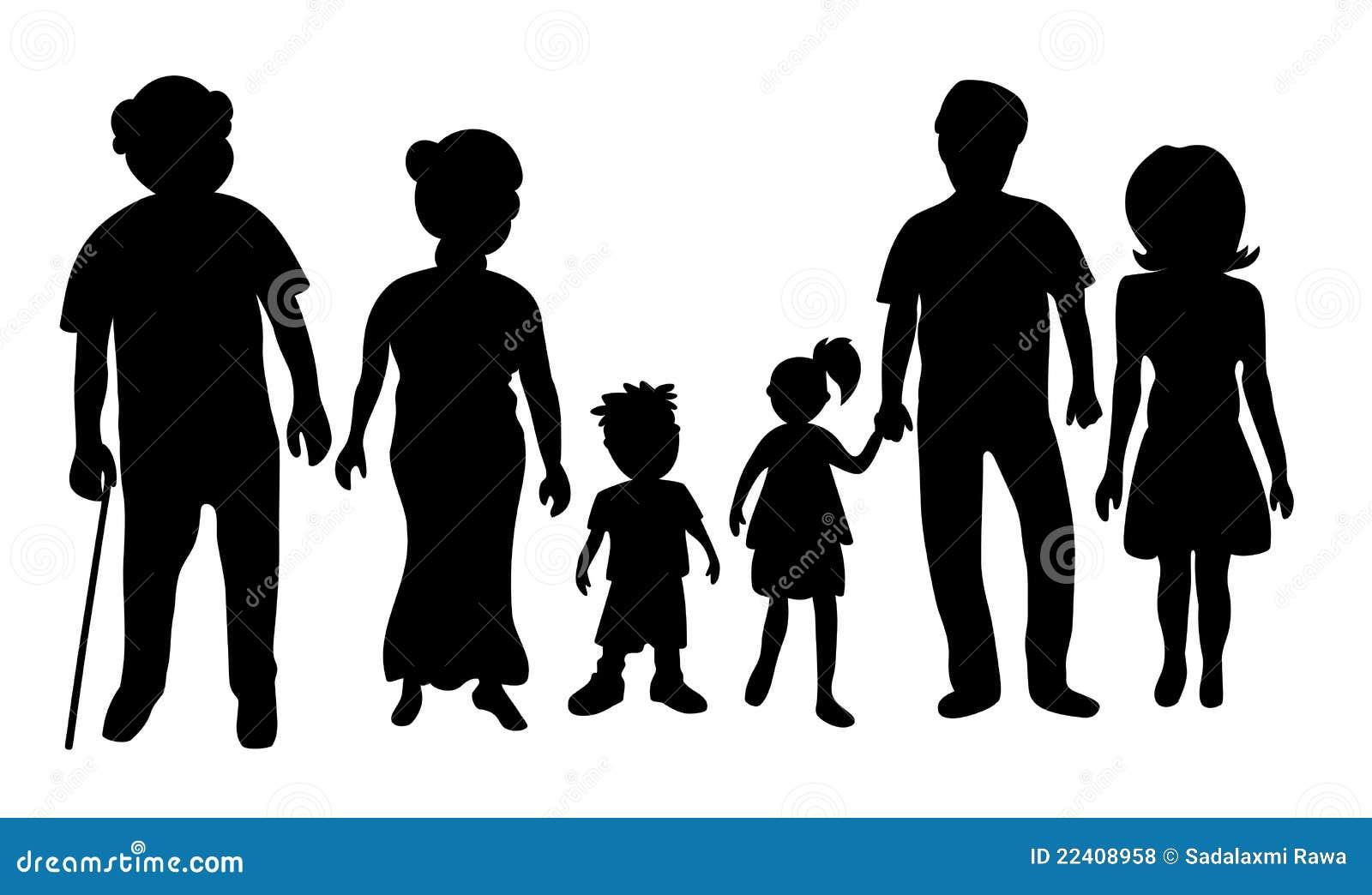 Rodzinna sylwetka