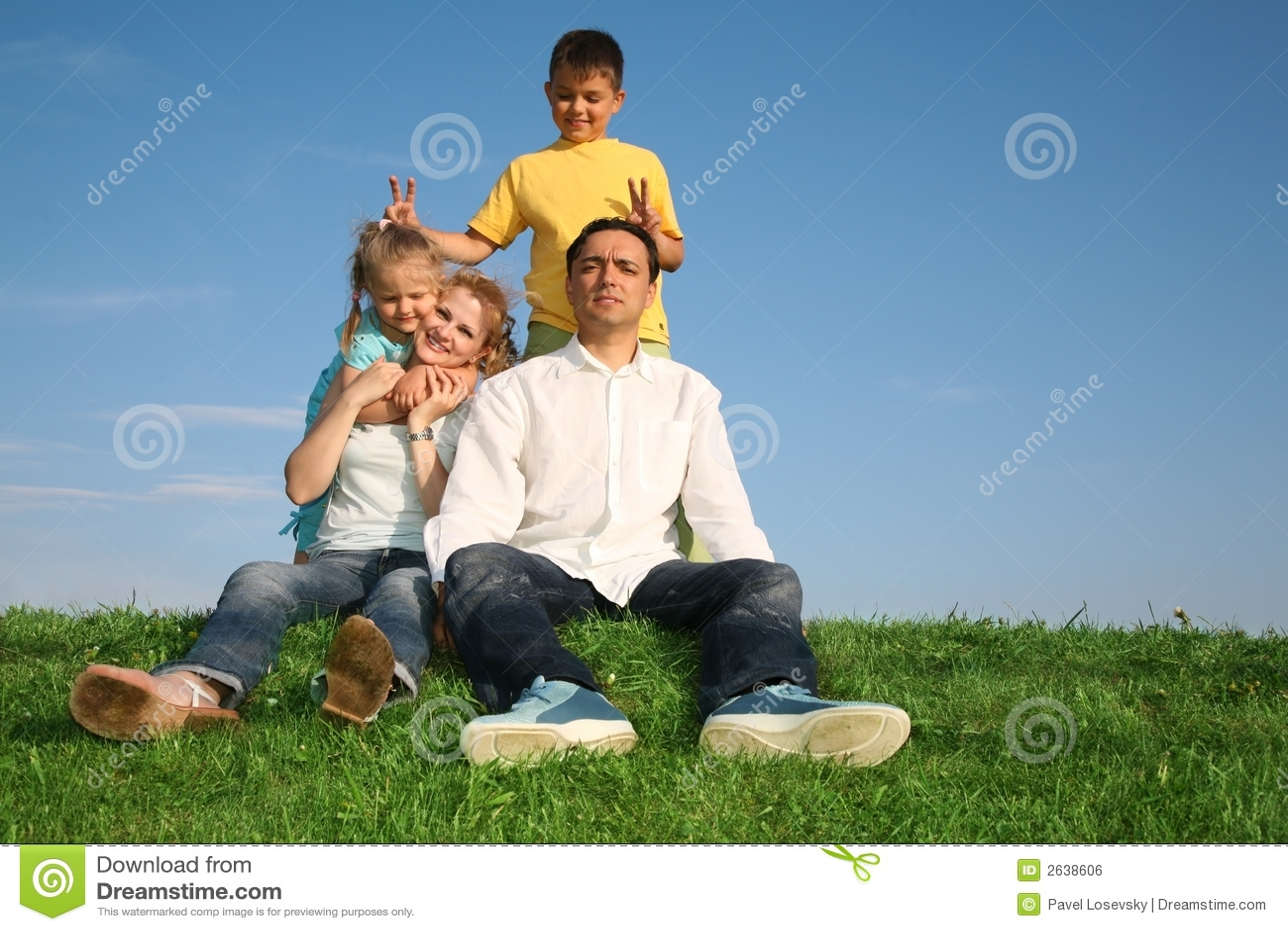 Rodzinna trawa