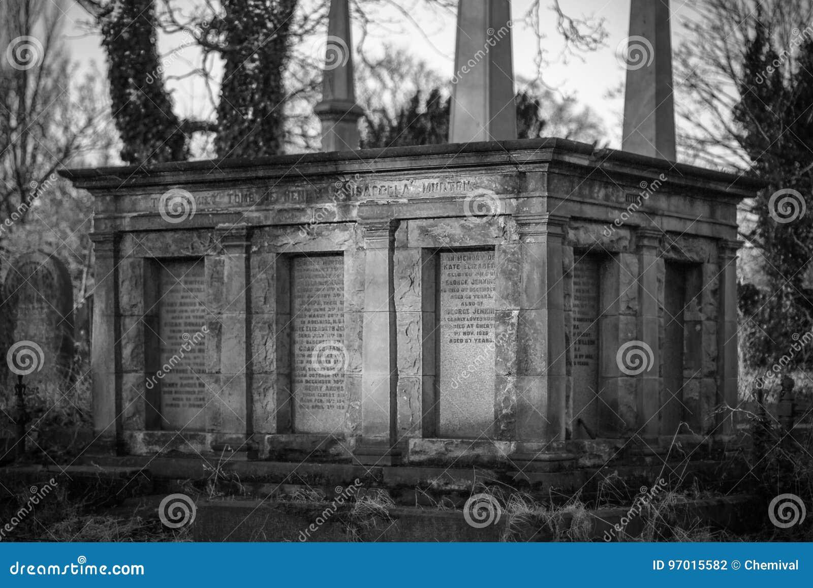 Rodzinny grobowiec