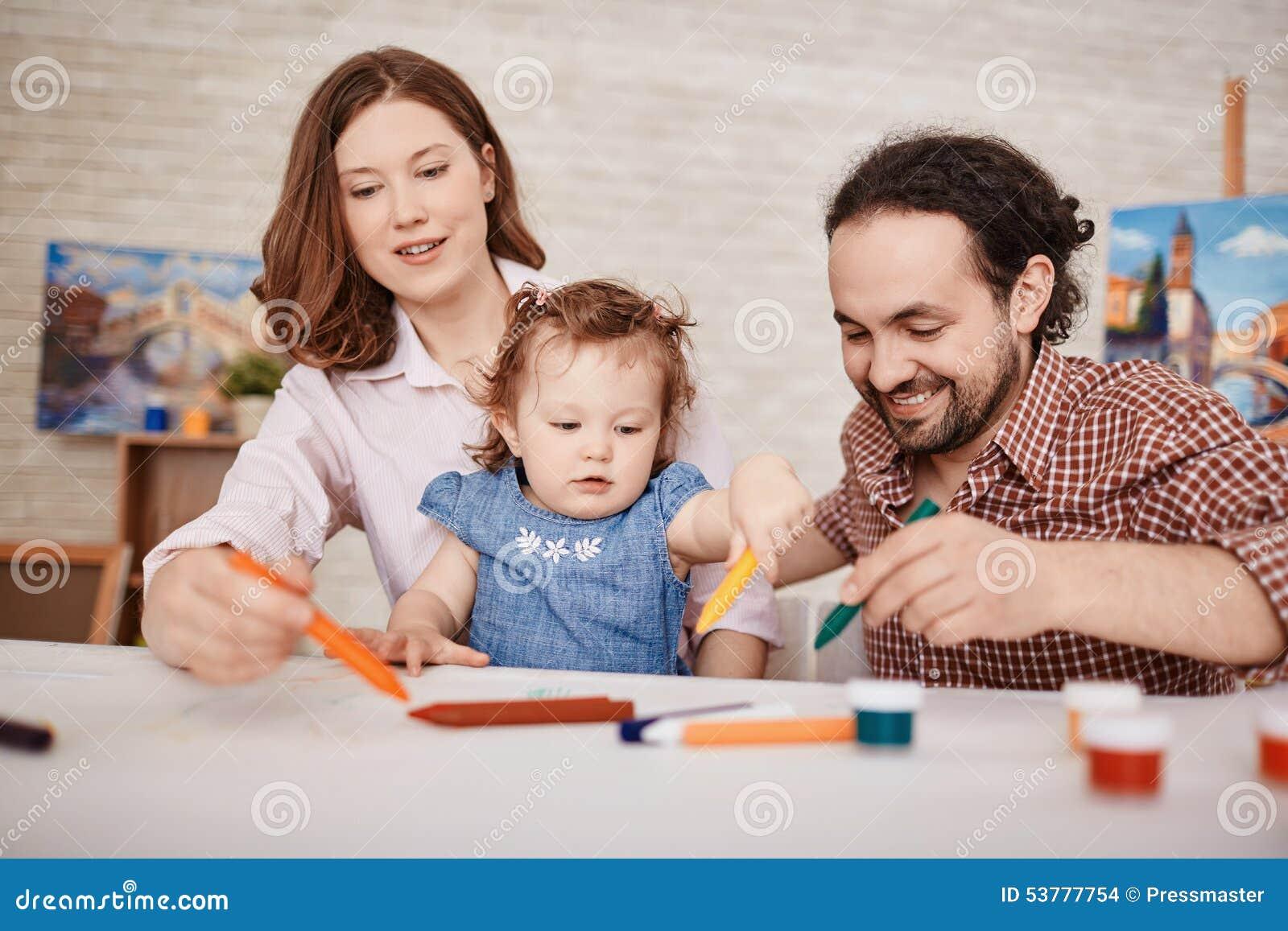 Rodzinny rysunek