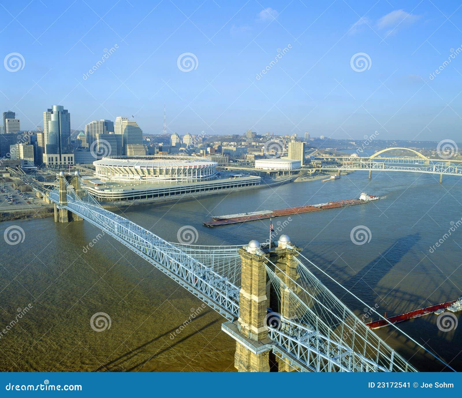 Roebling Aufhebung-Brücke,