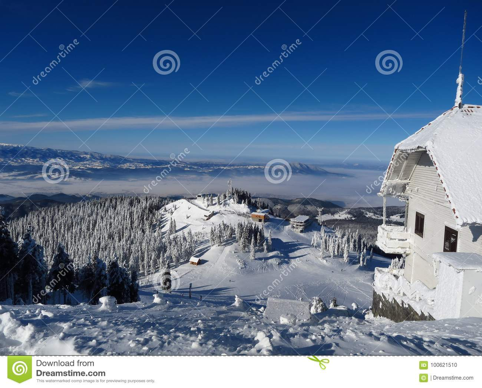 Roemeense bergen