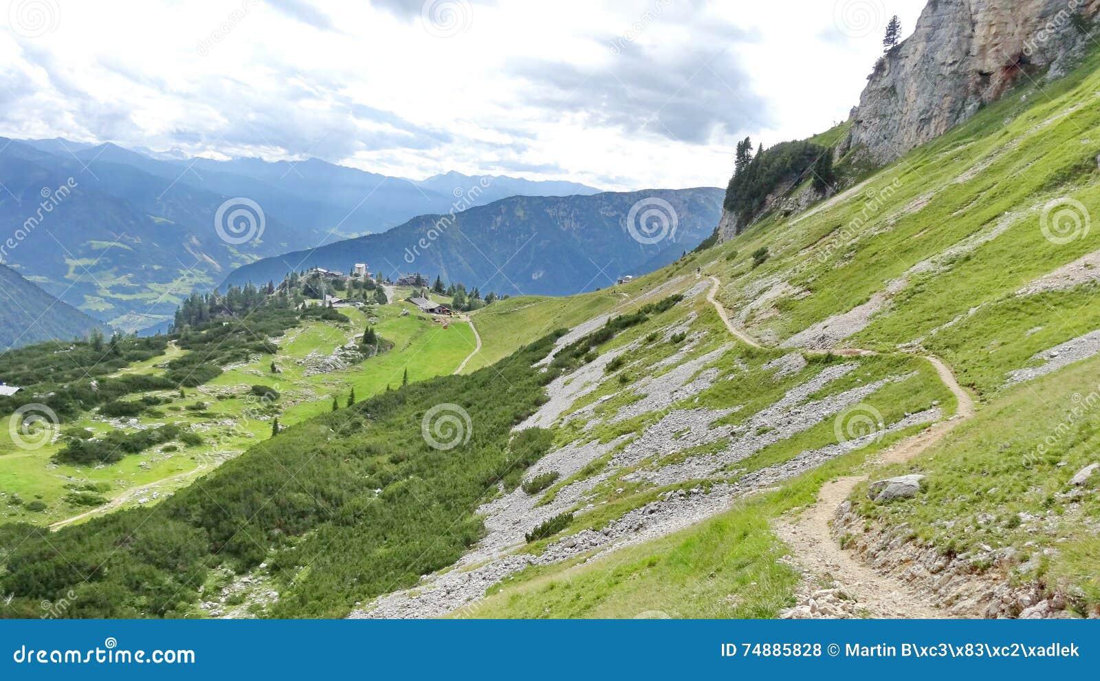 Rofan, Achensee,提洛尔奥地利