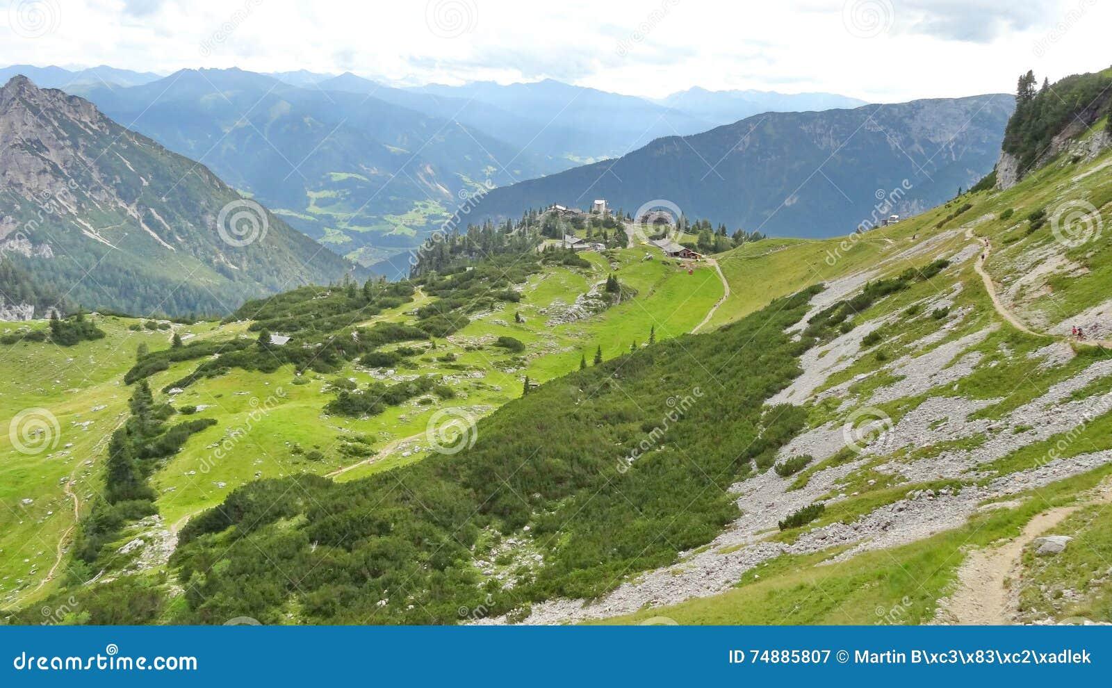 Rofan, Achensee, Tirol Áustria
