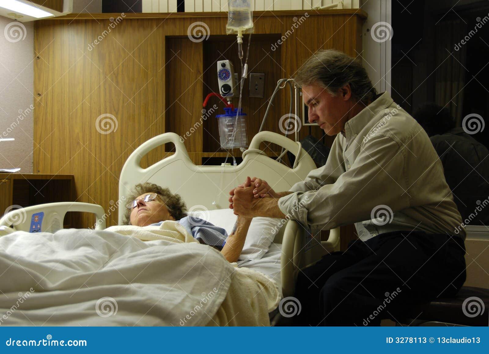 Rogación en hospital