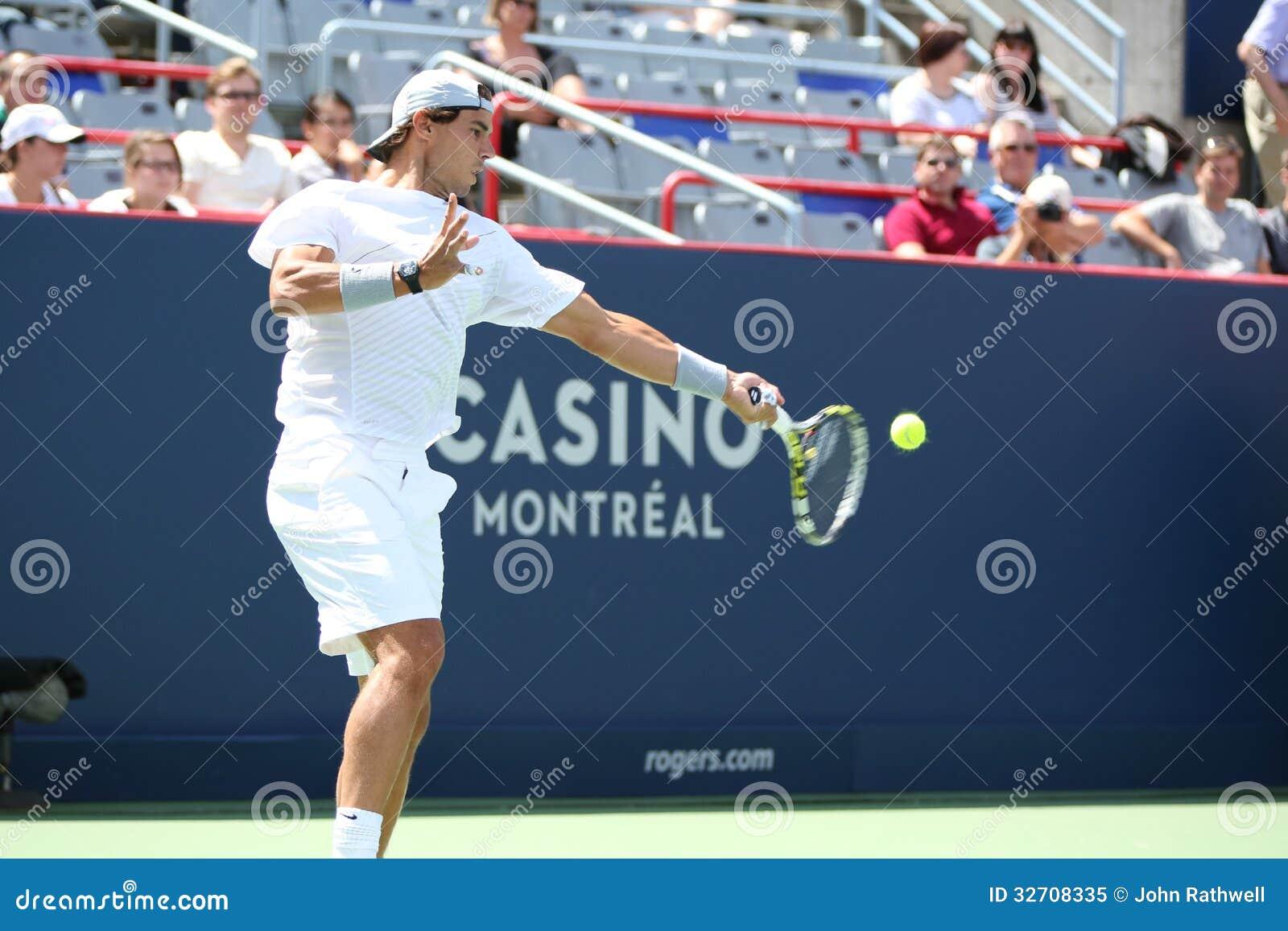 Rogers filiżanka Novak Djokovic