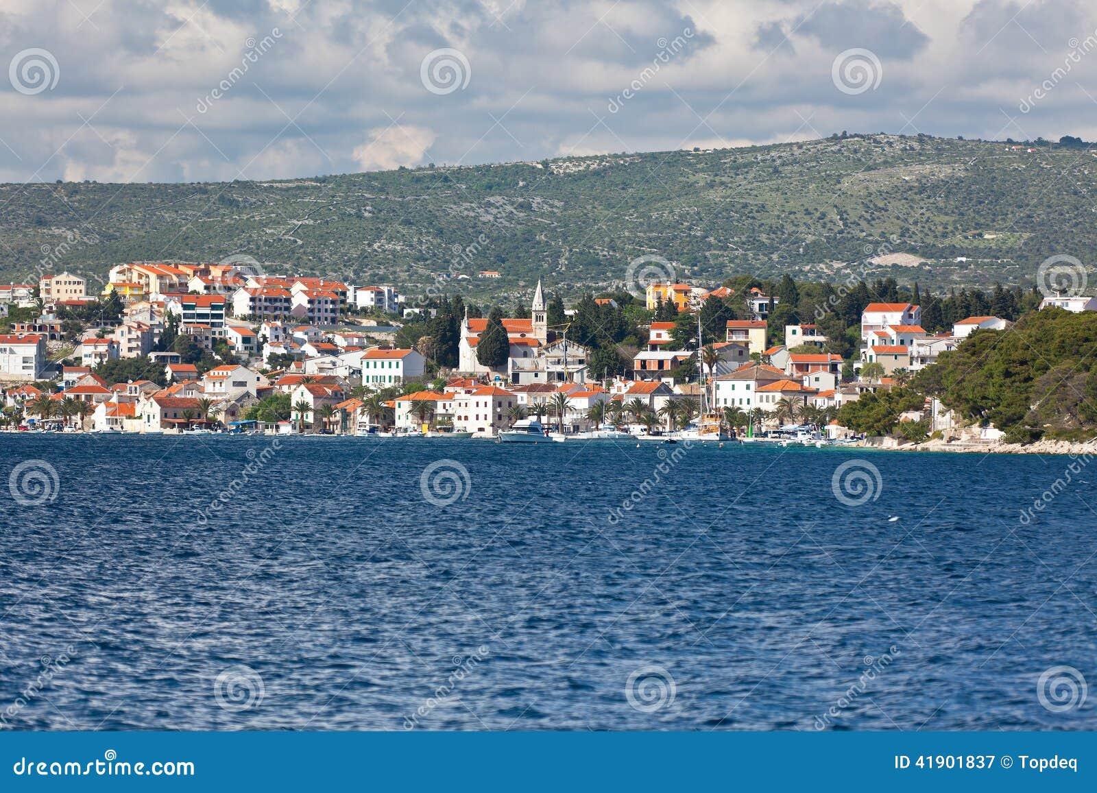 Rogoznica, opinión de Croacia del mar