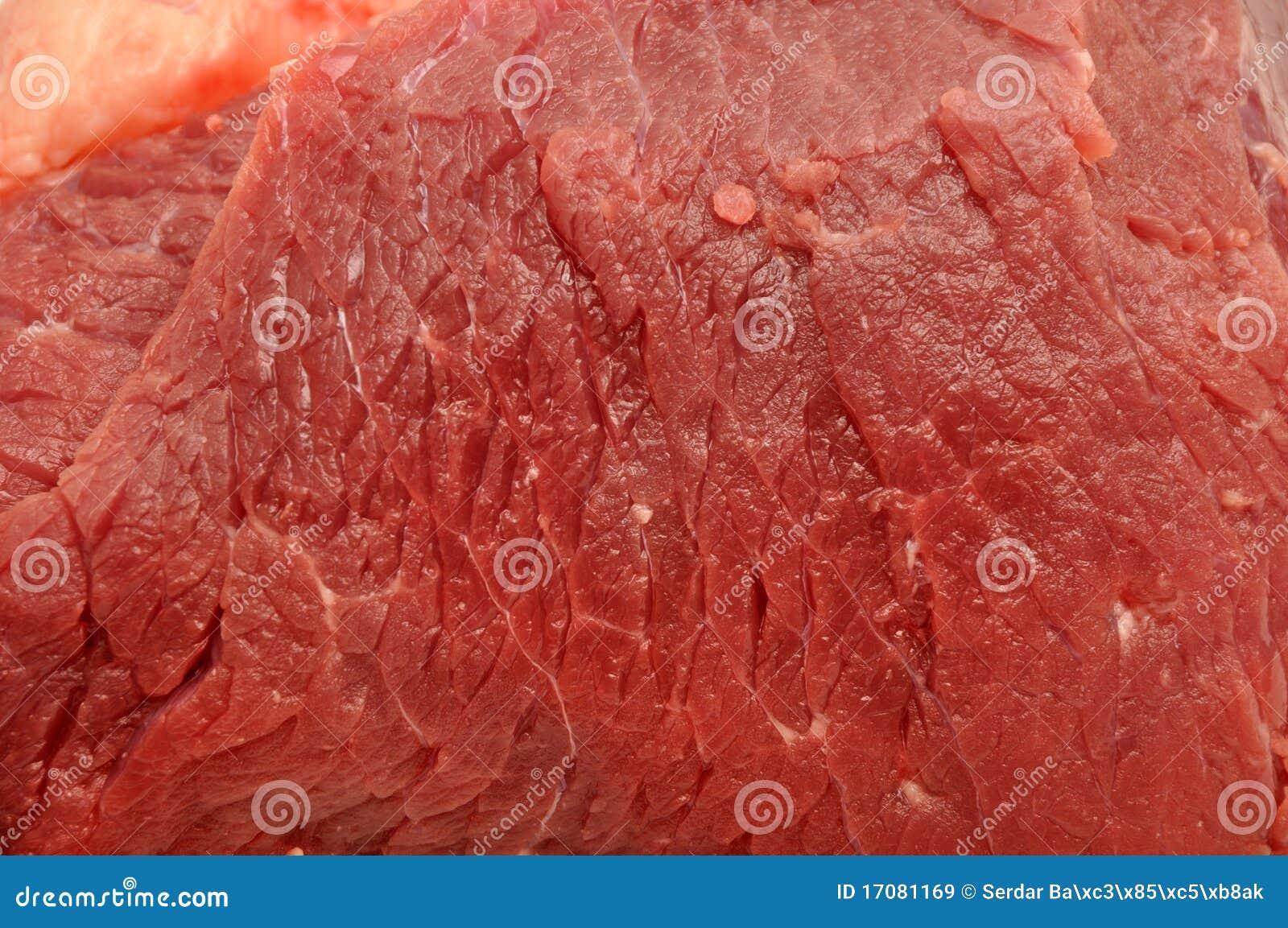 Rohes Fleisch