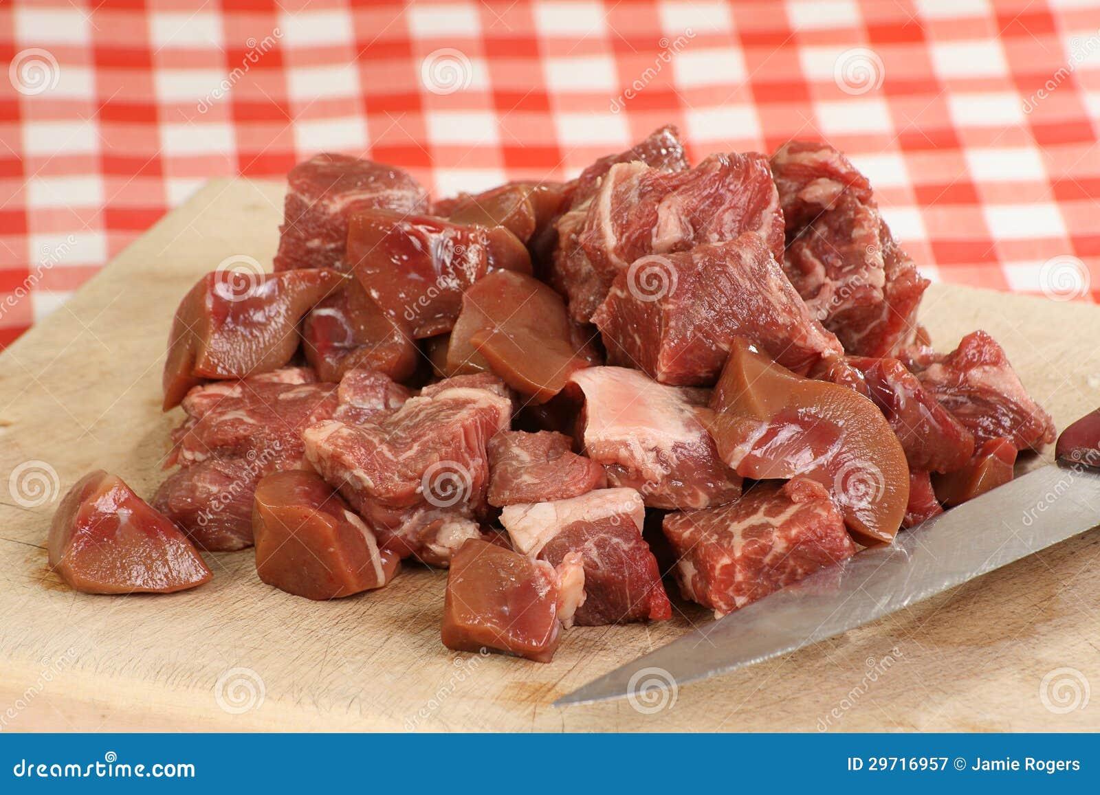 Steak und Niere