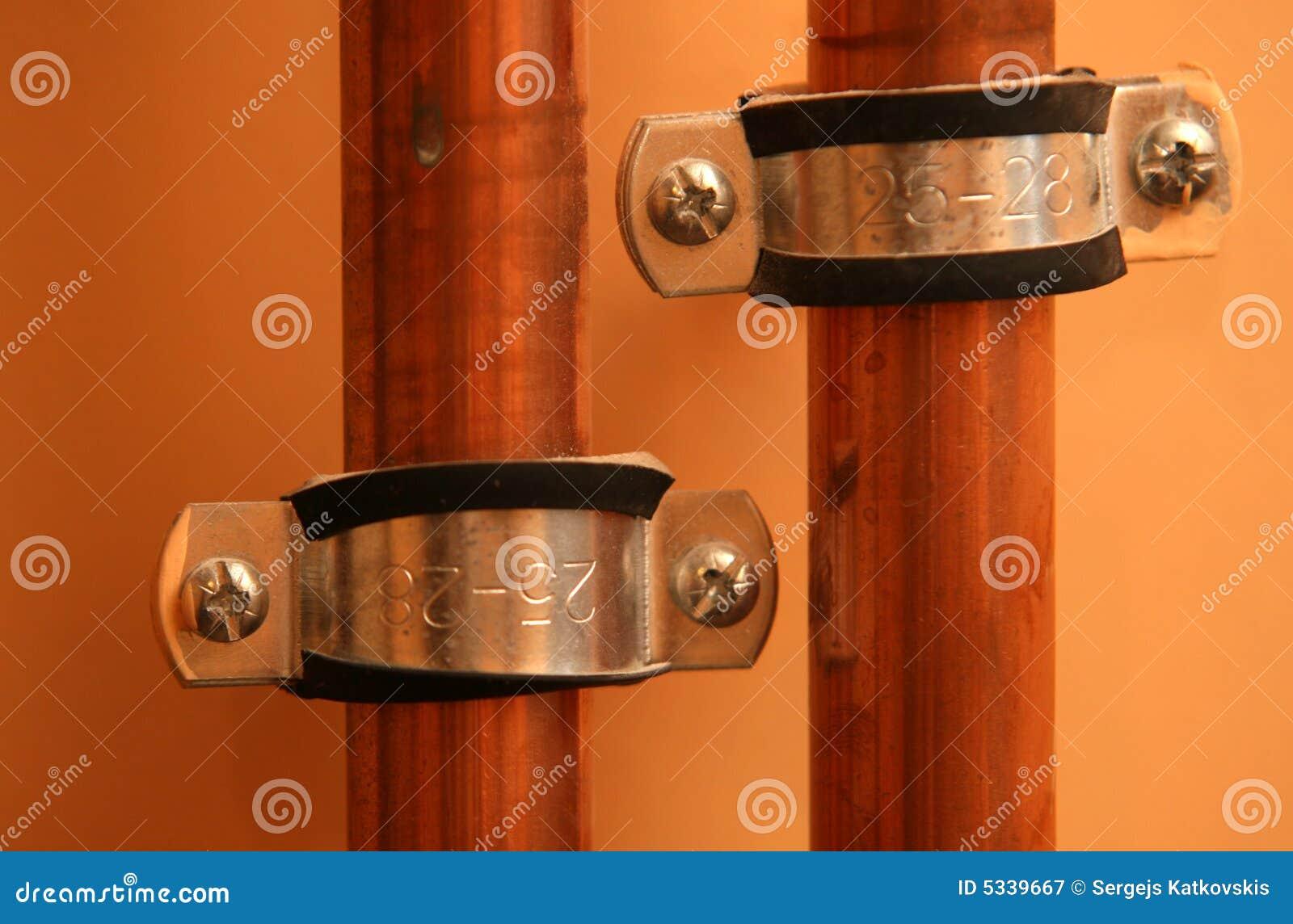 rohre stockbild. bild von haupt, metall, gruppe, magnetfeld - 5339667
