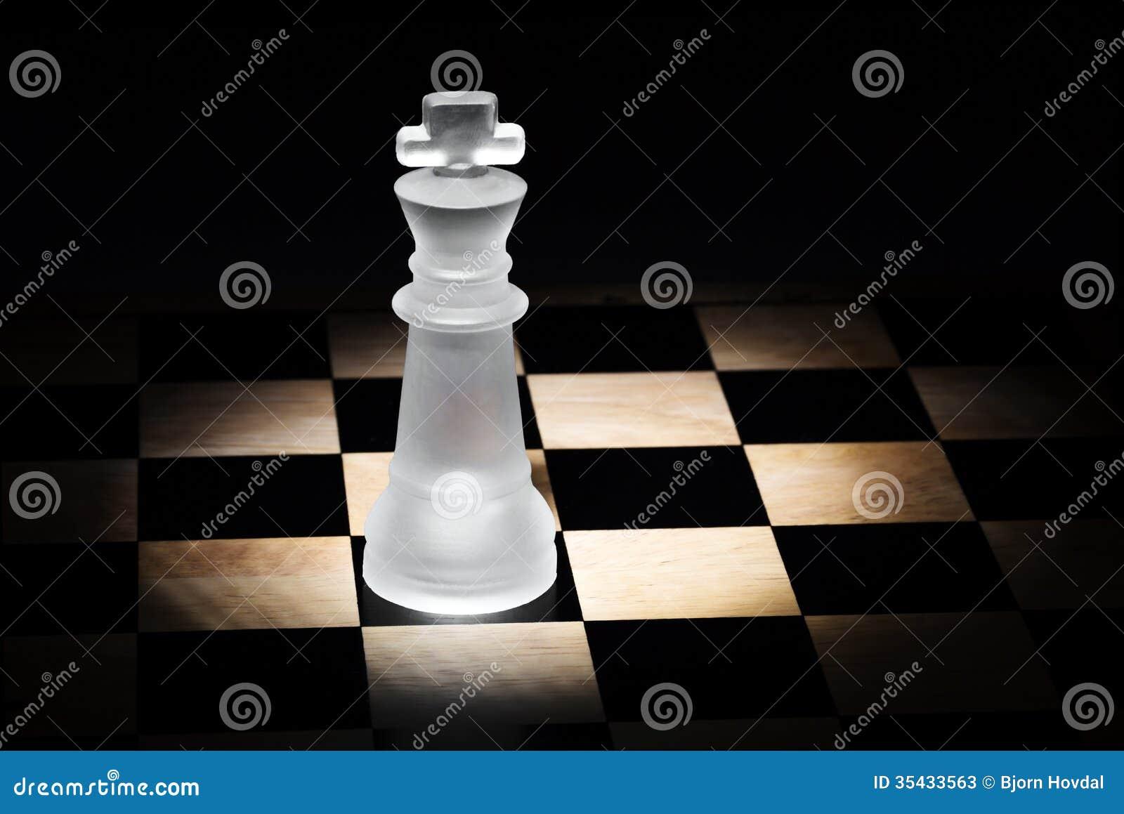 Roi d échecs