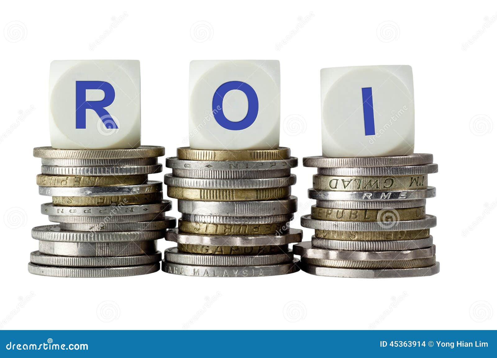 ROI - retour sur l investissement