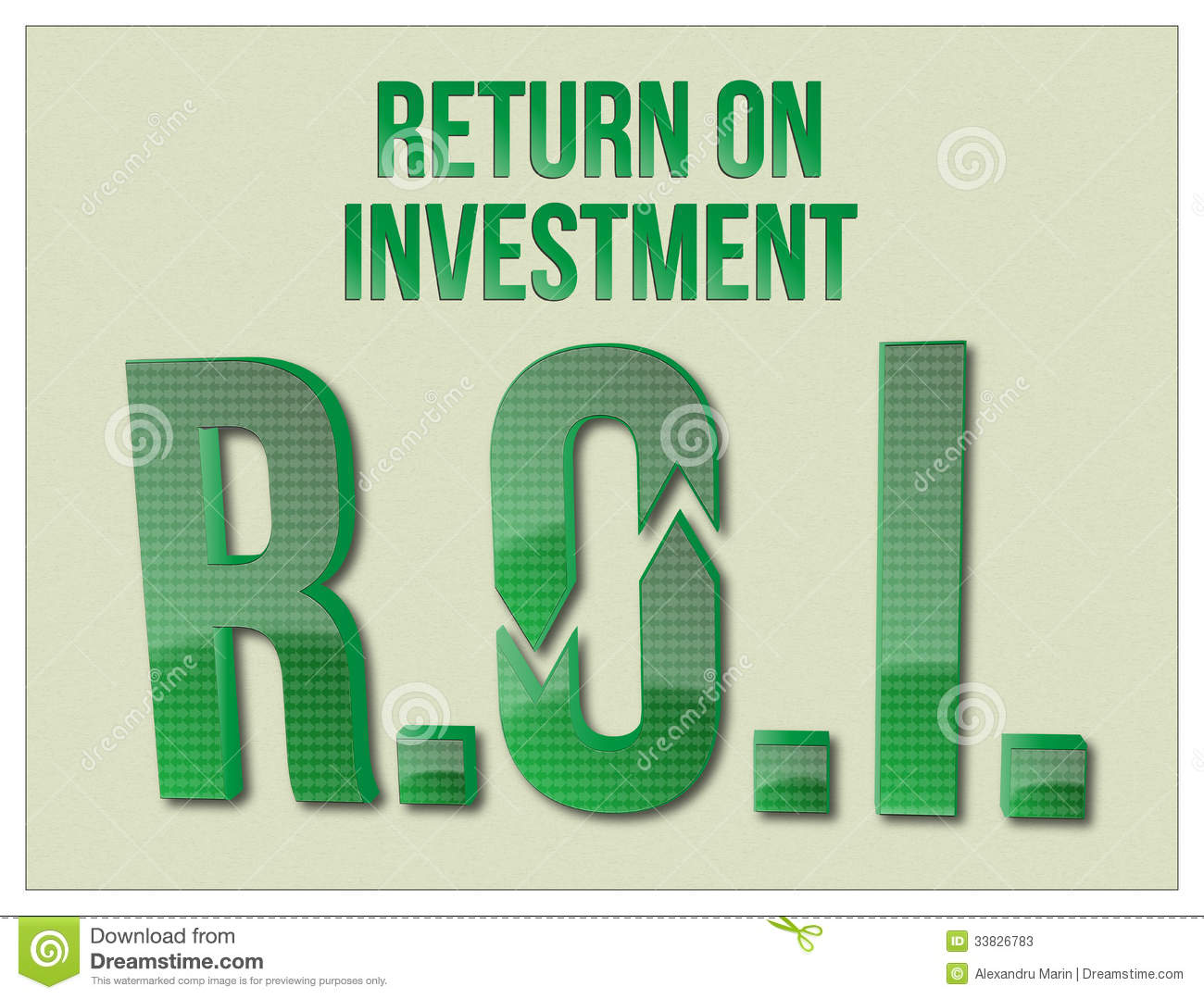 how to ensure return on investment