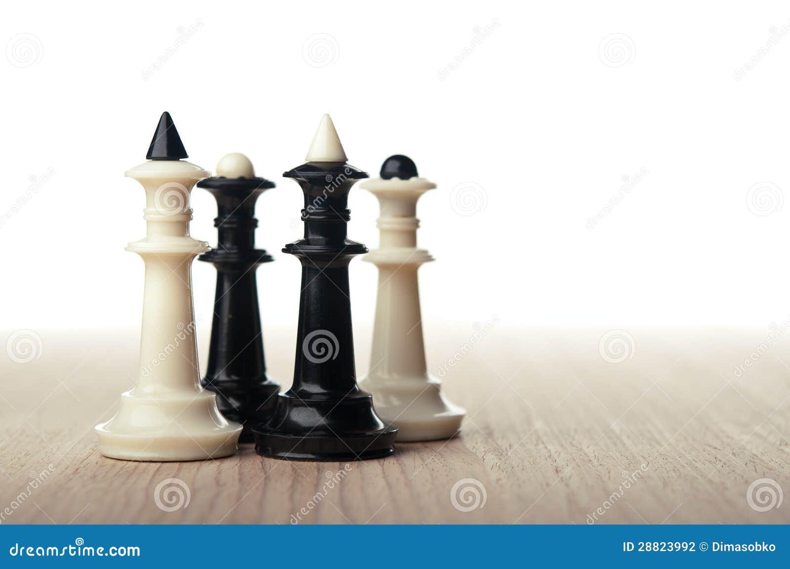 Rois et reines d échecs