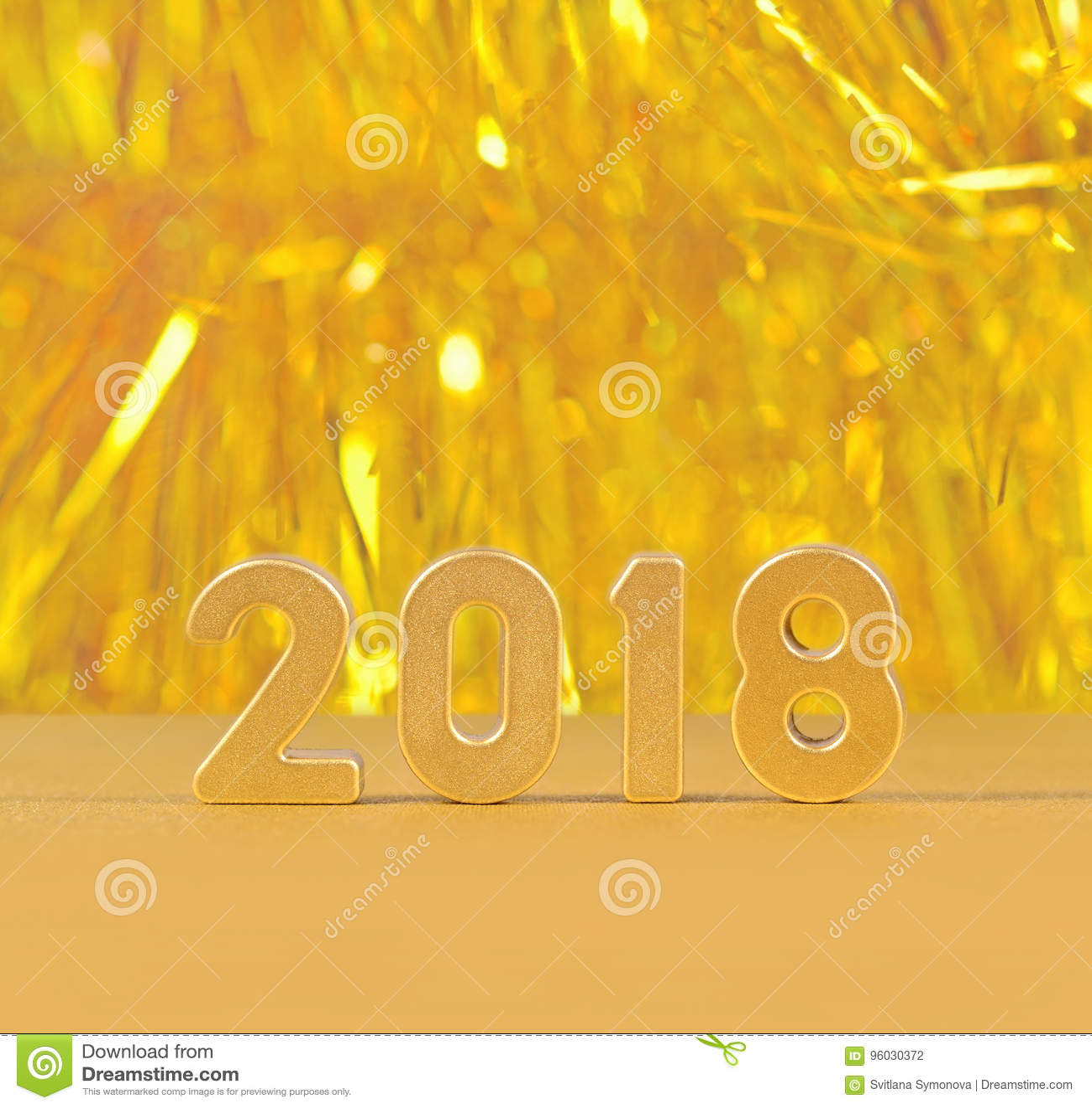 2018 rok złote postacie